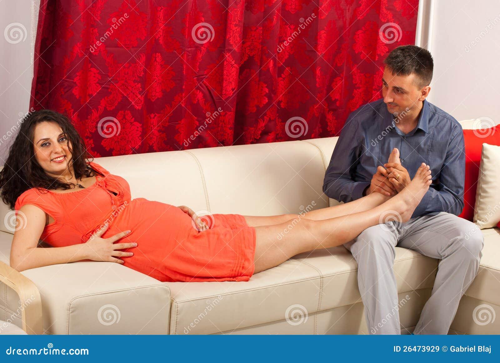 Супруги пришли на массаж 4 фотография