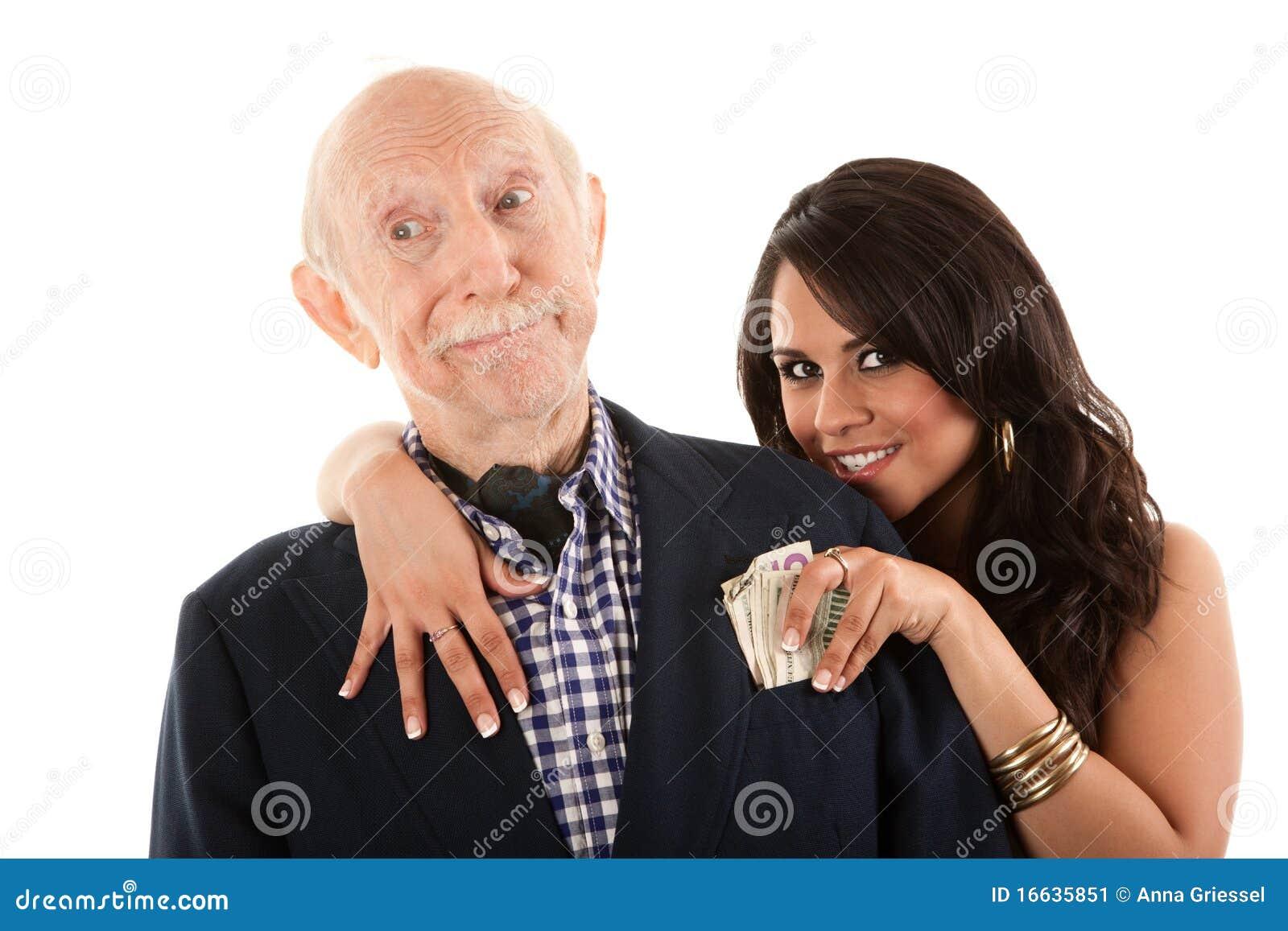 супруга человека золота землекопа товарища