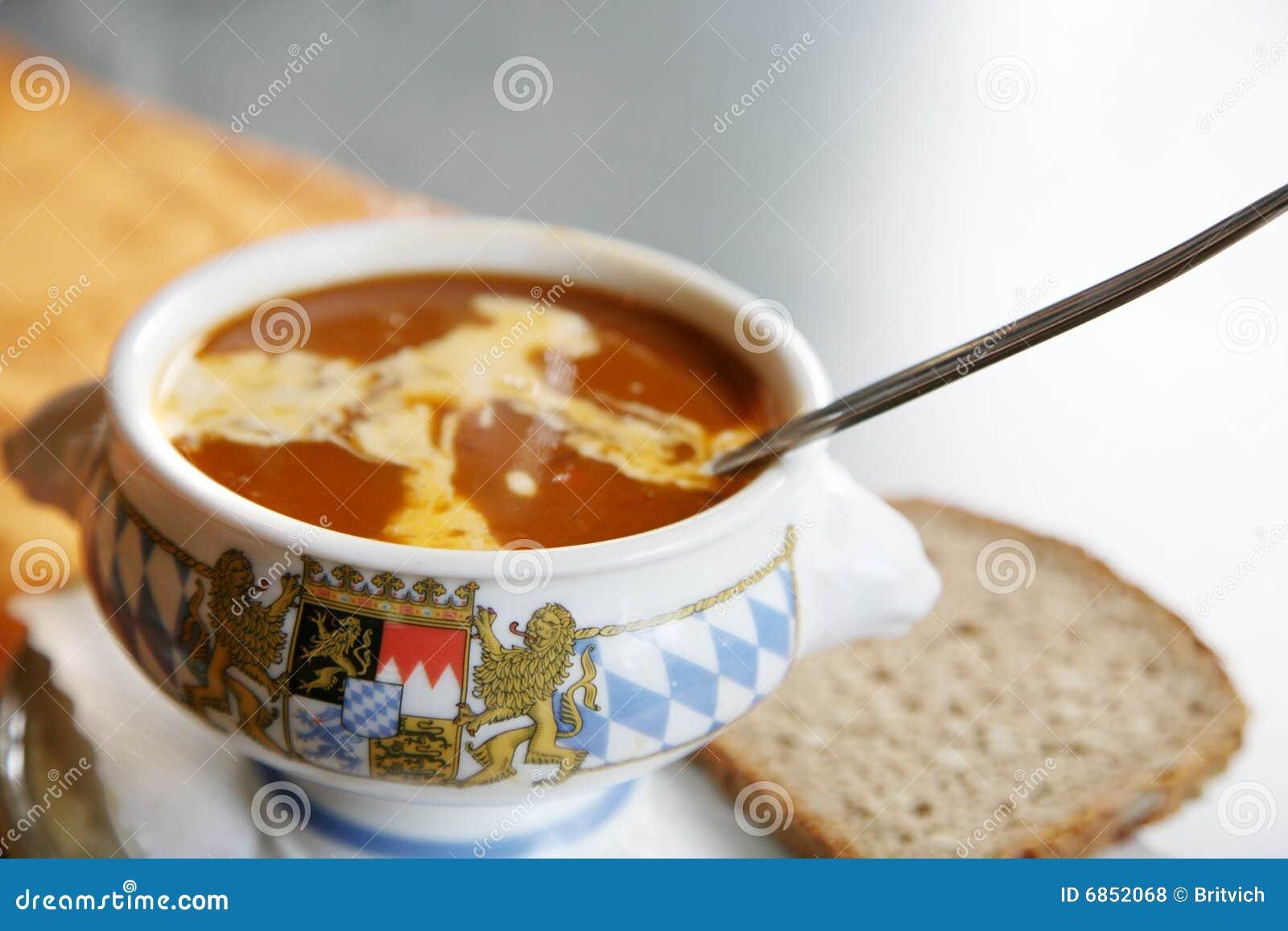 суп гуляша