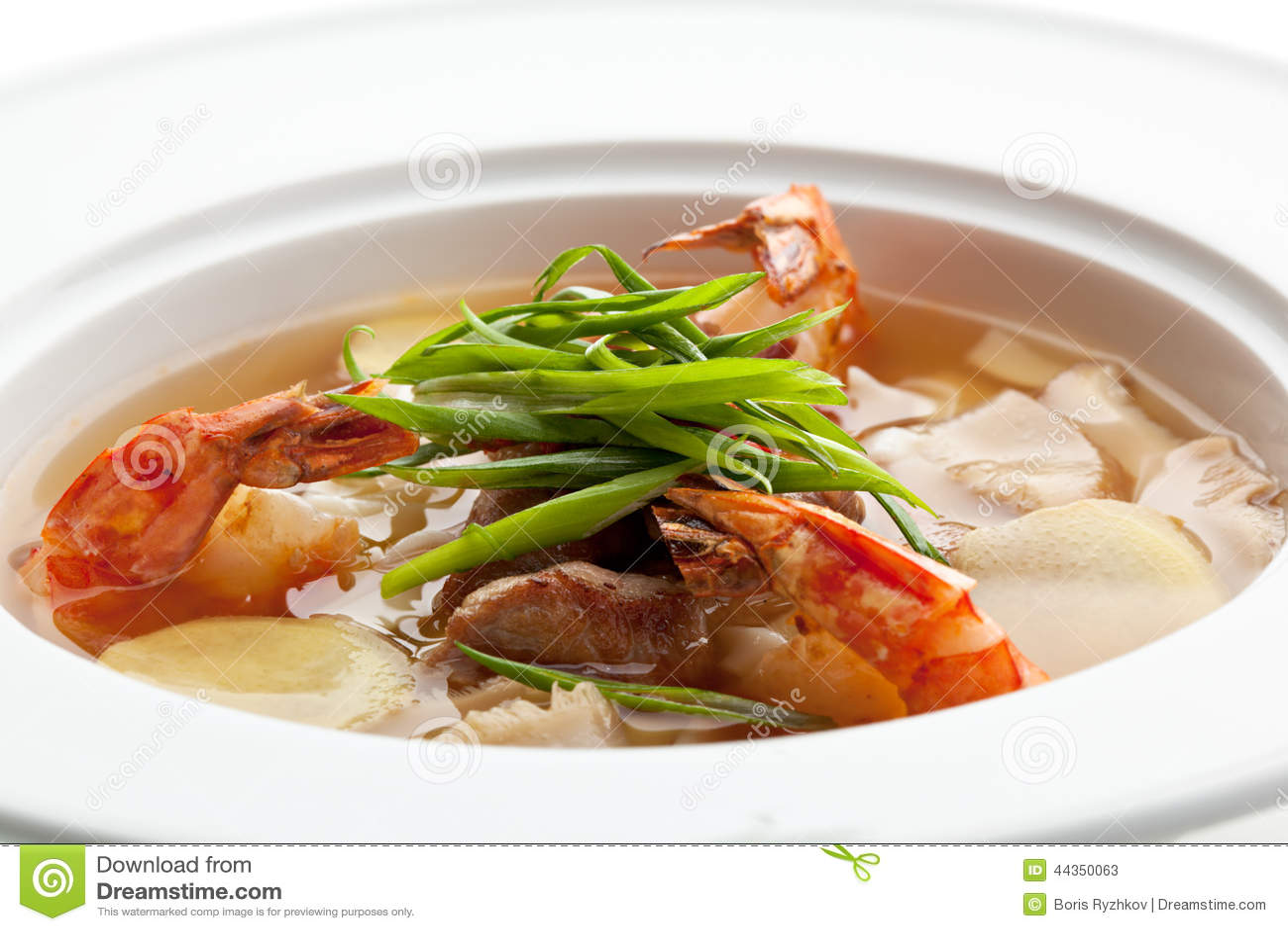 суп пряный