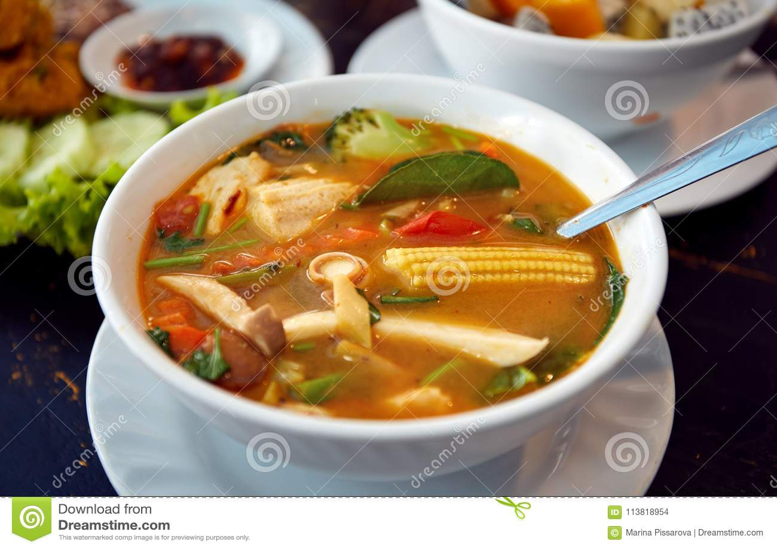 Суп Тома Яма