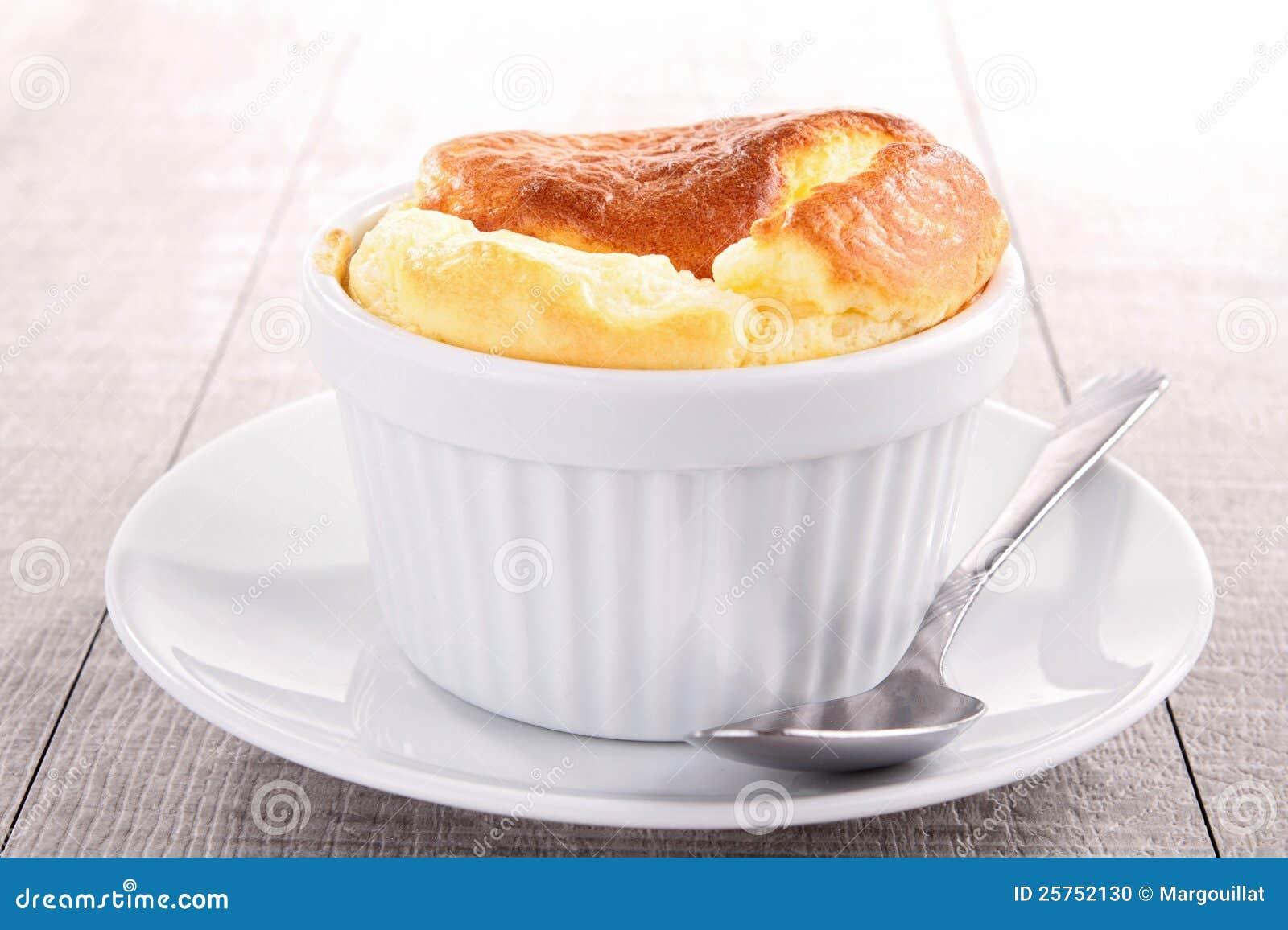 суфле сыра