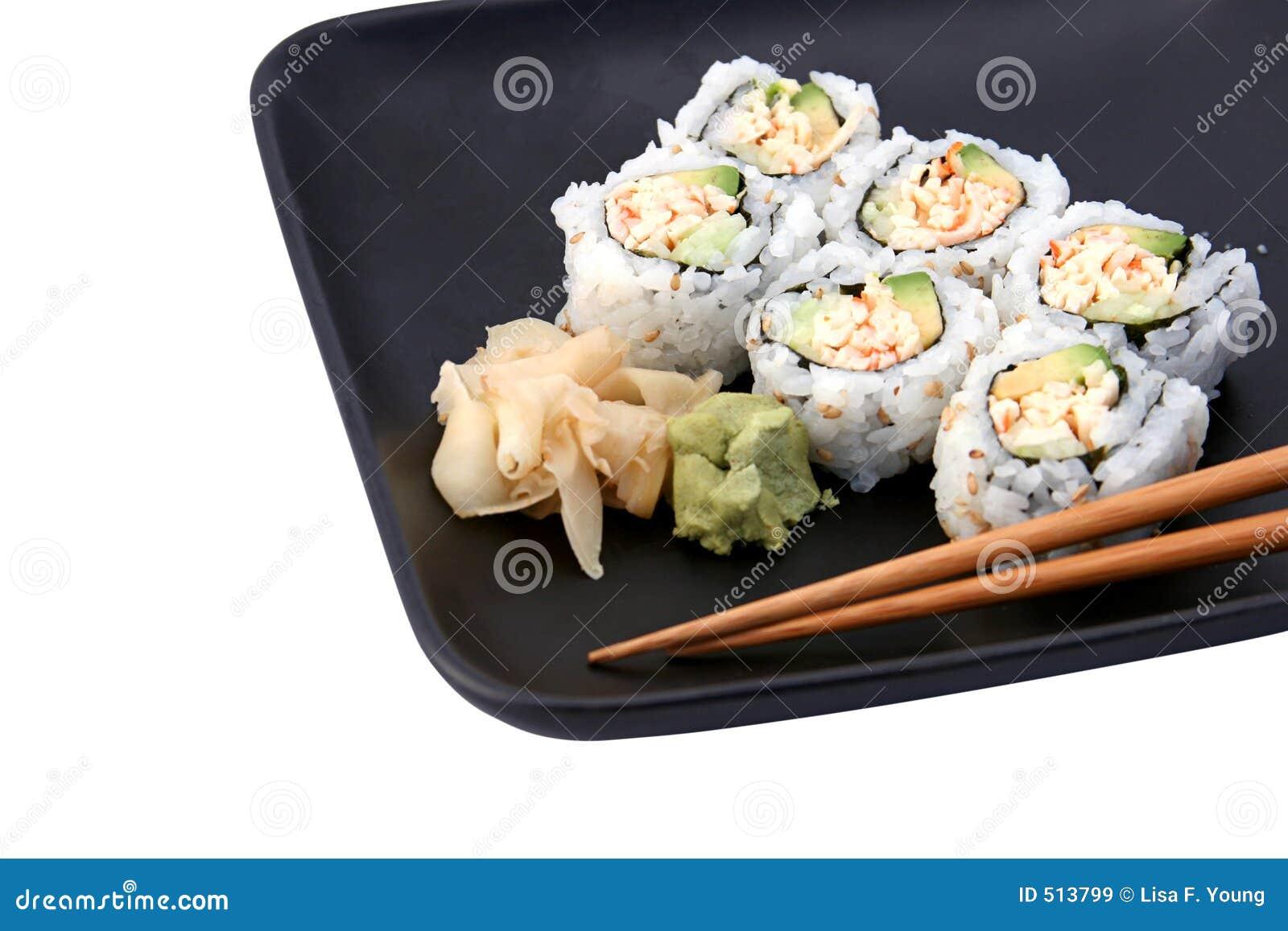 суши крена обеда