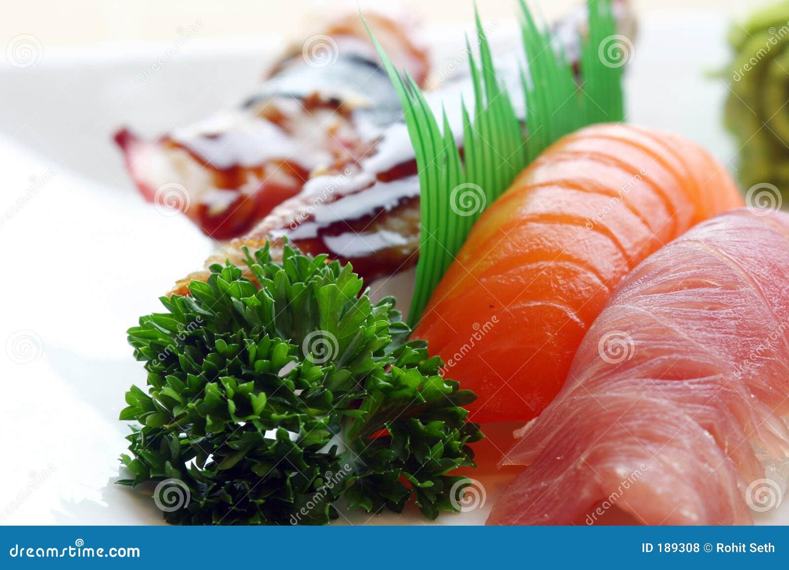 суши nigiri