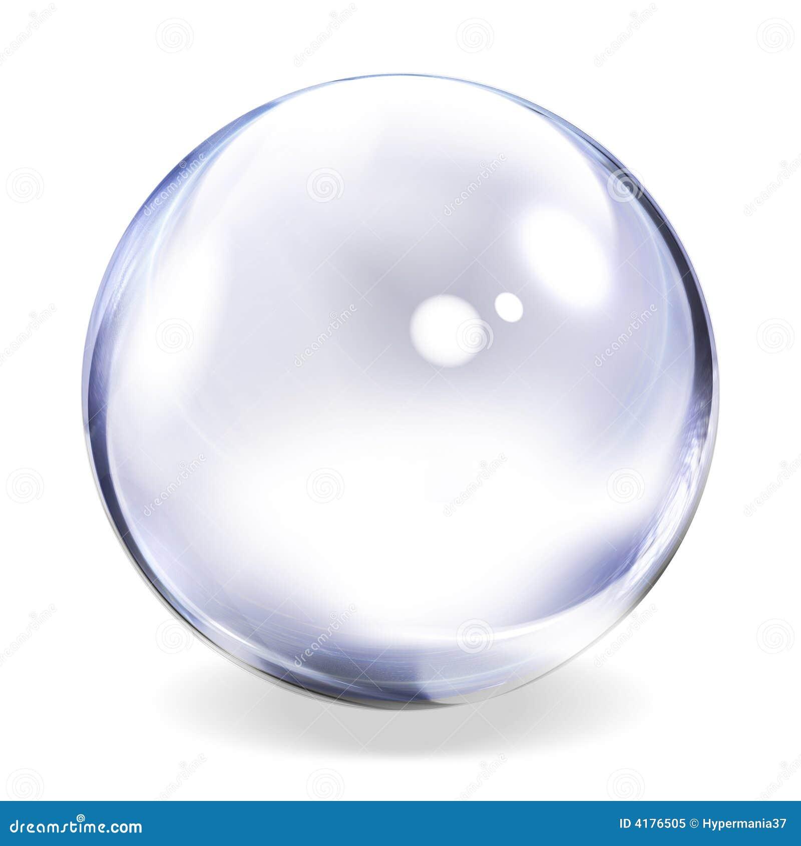 сфера прозрачная