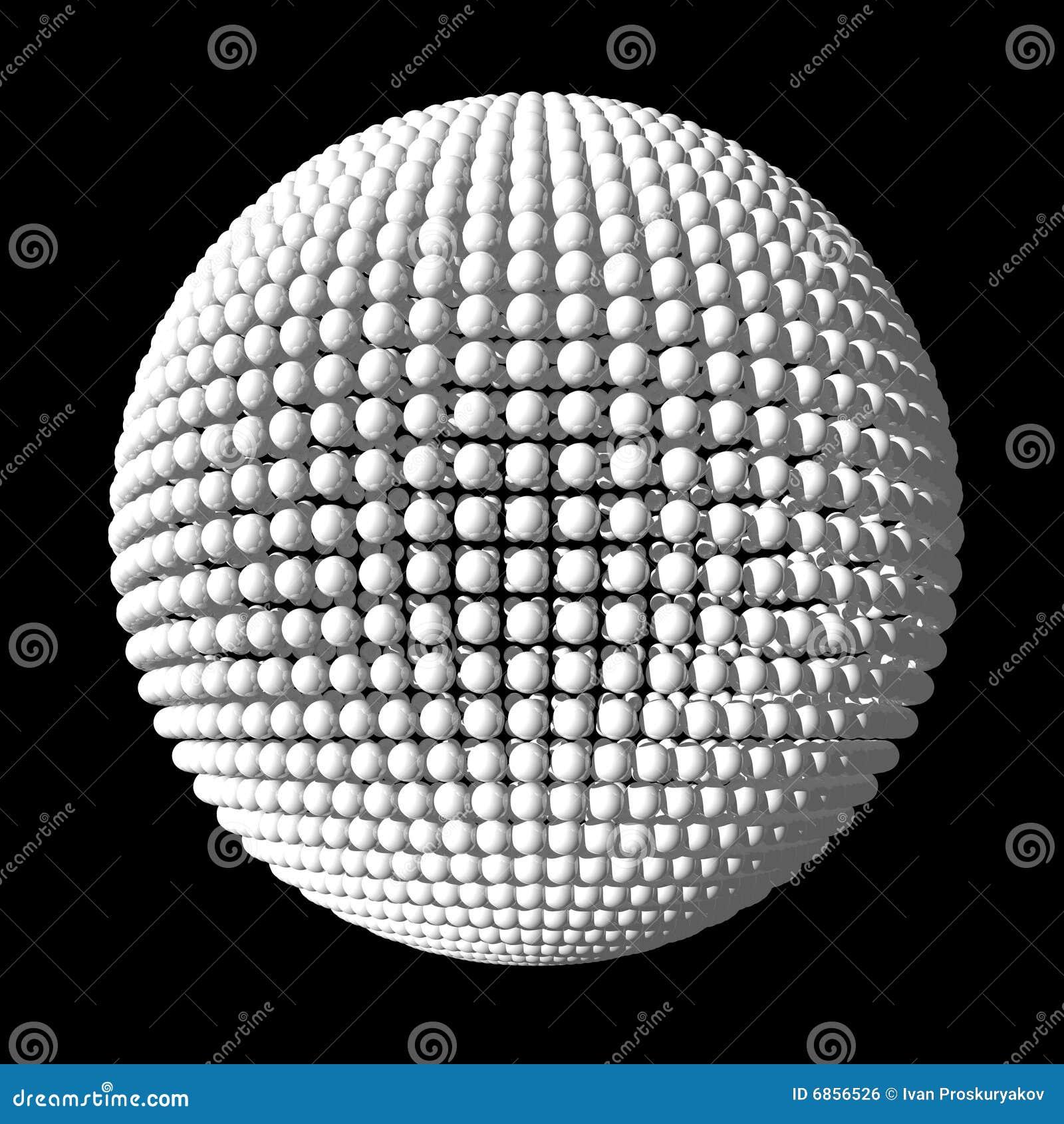 сферы сферы белые