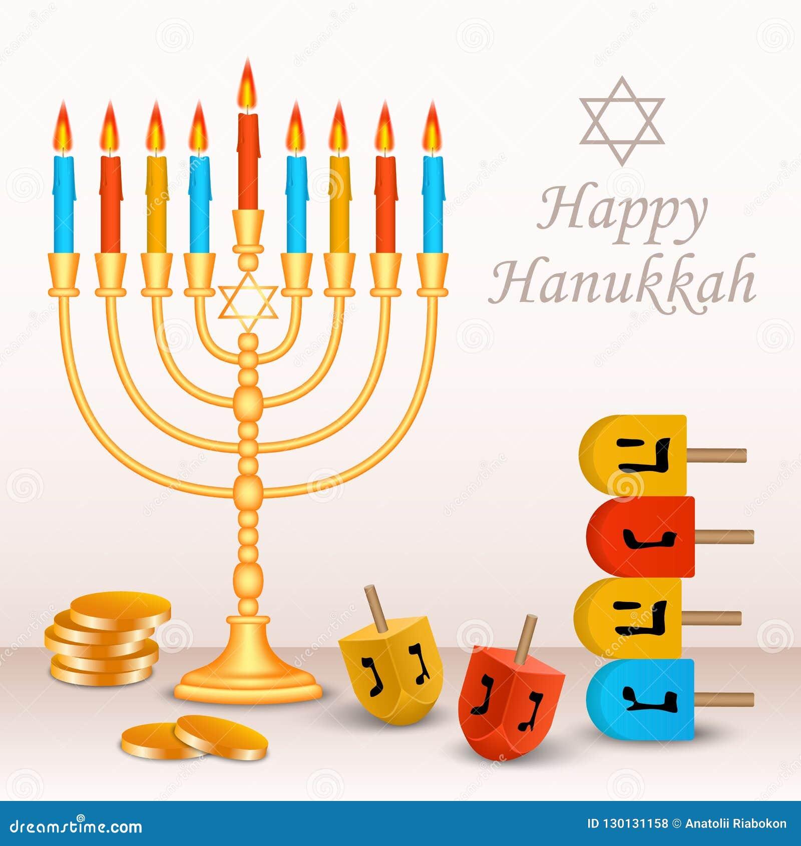 Счастливая еврейская предпосылка концепции Хануки, реалистический стиль