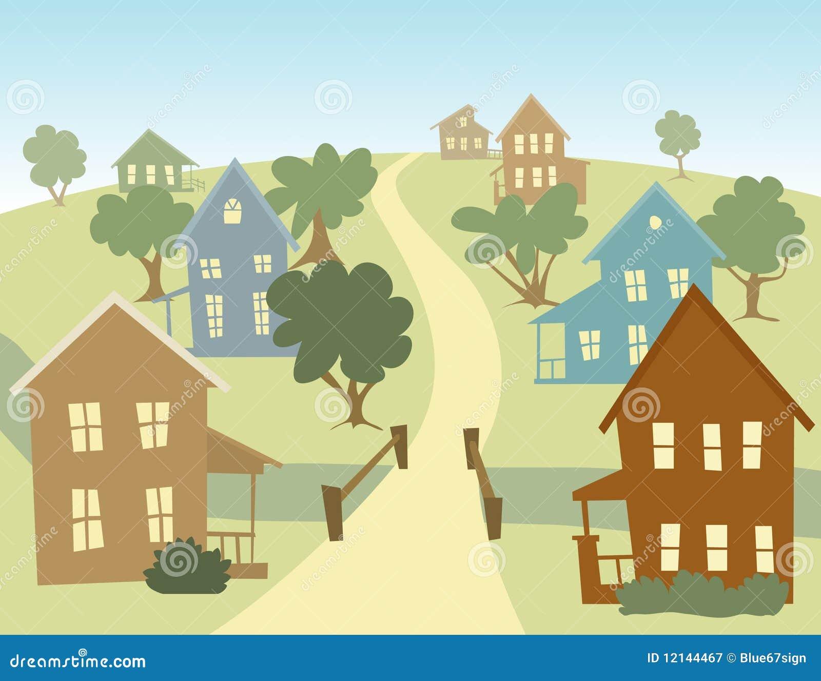 счастливое село