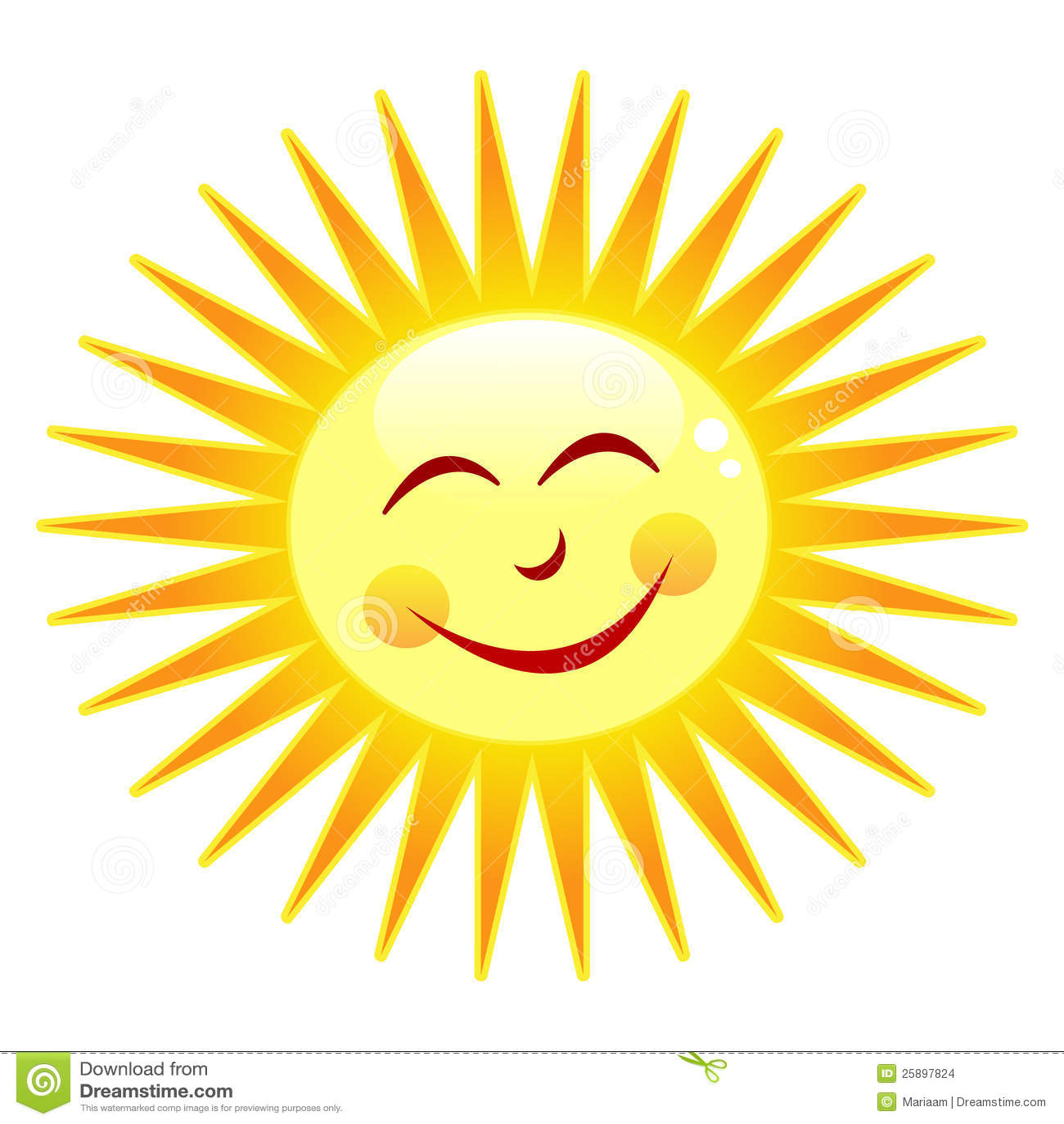 Счастливое солнце
