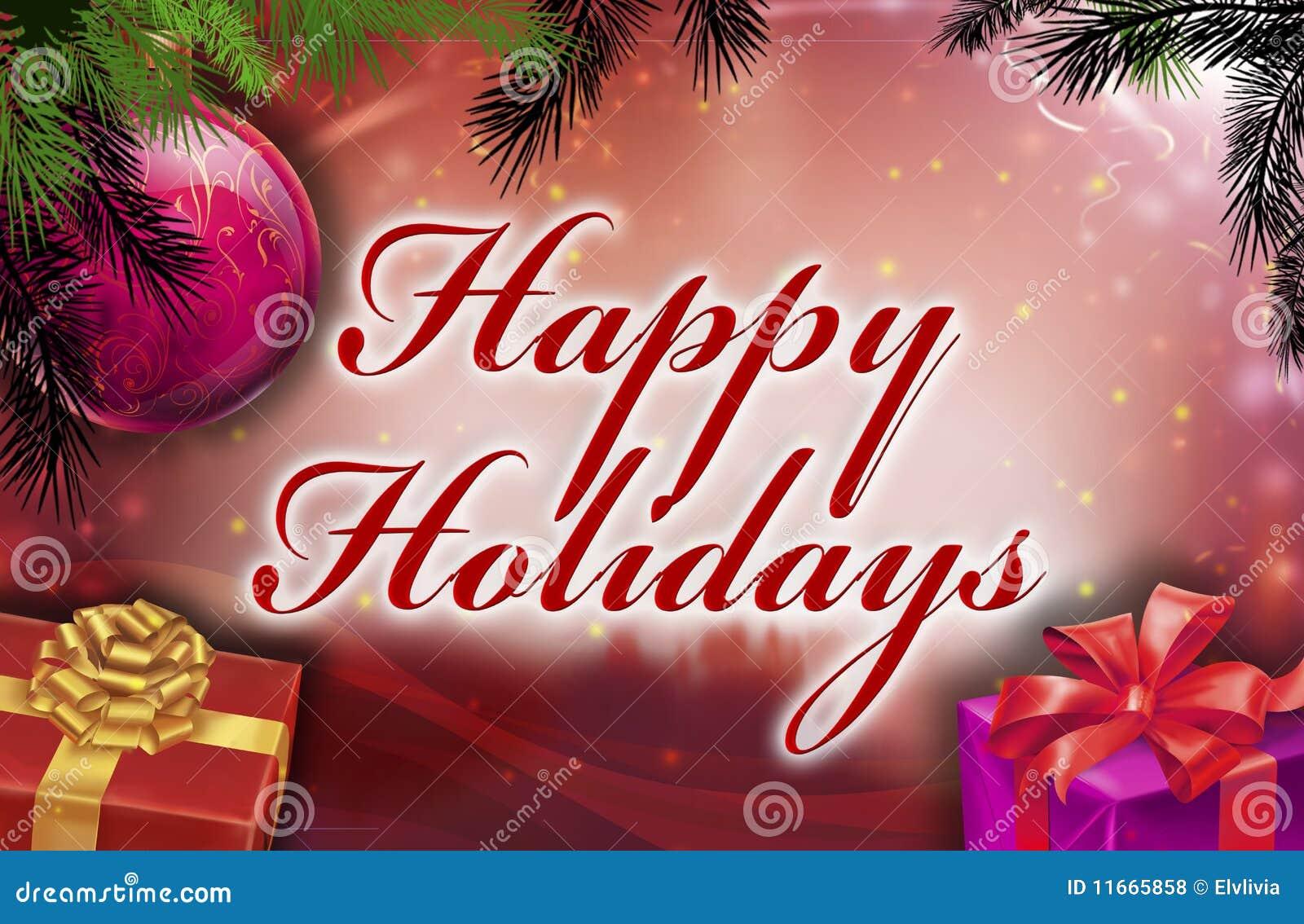 счастливые желания праздников