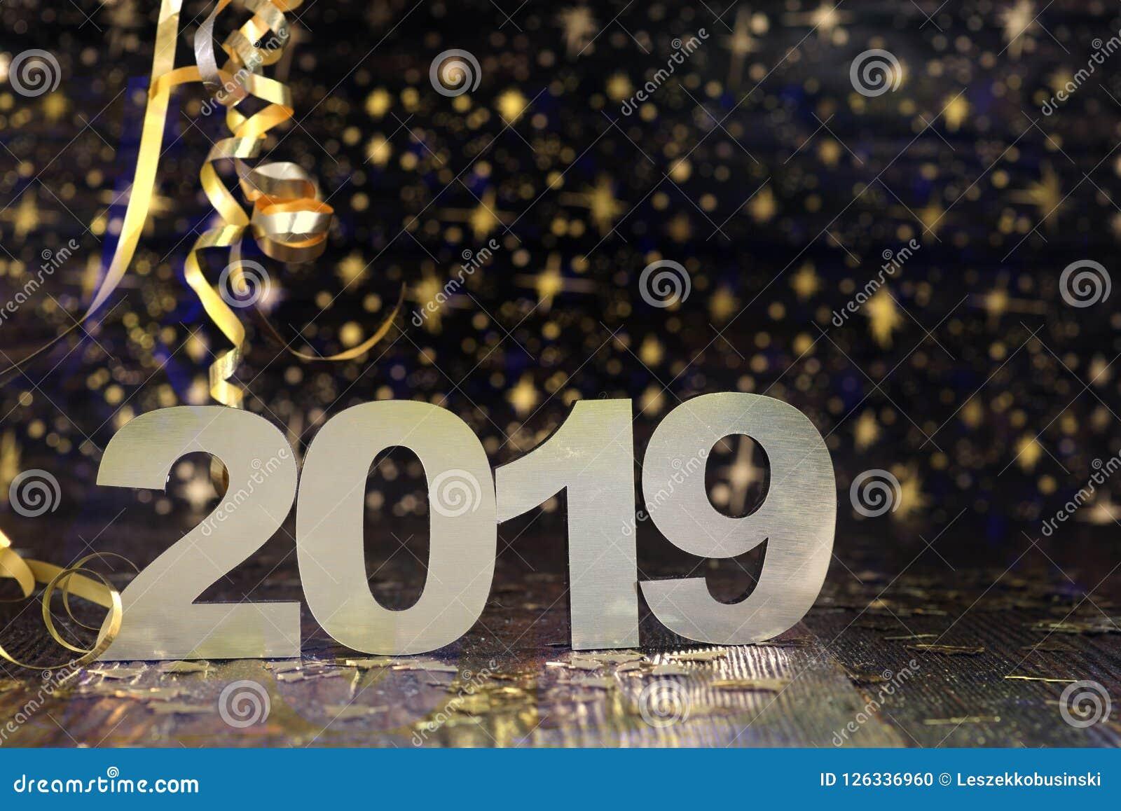 Счастливый Новый Год 2019