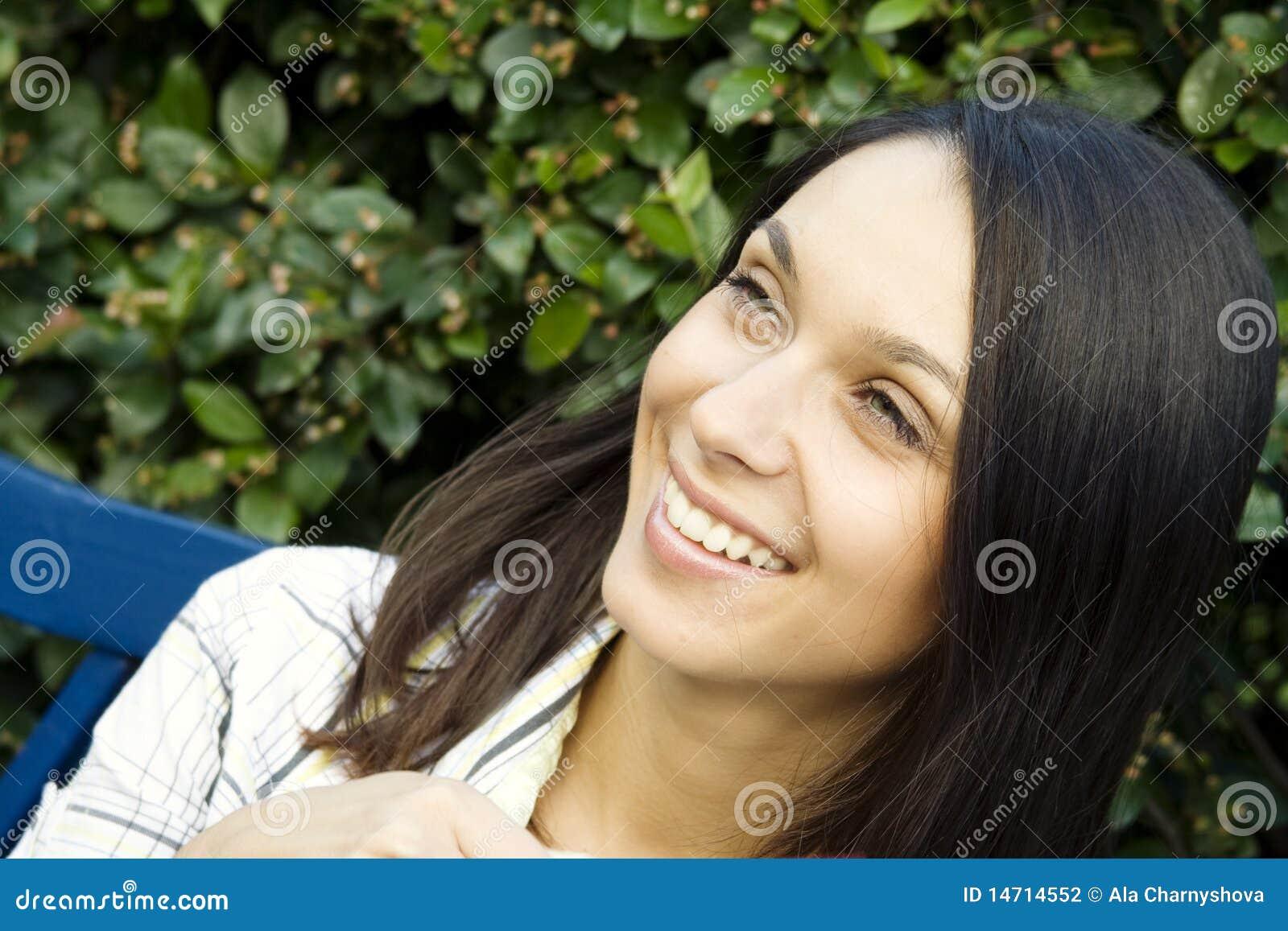 счастливый портрет