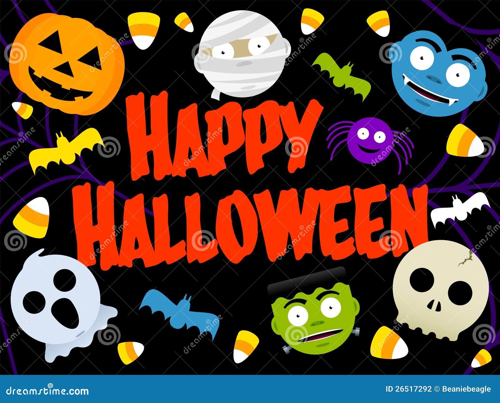 Счастливый Halloween