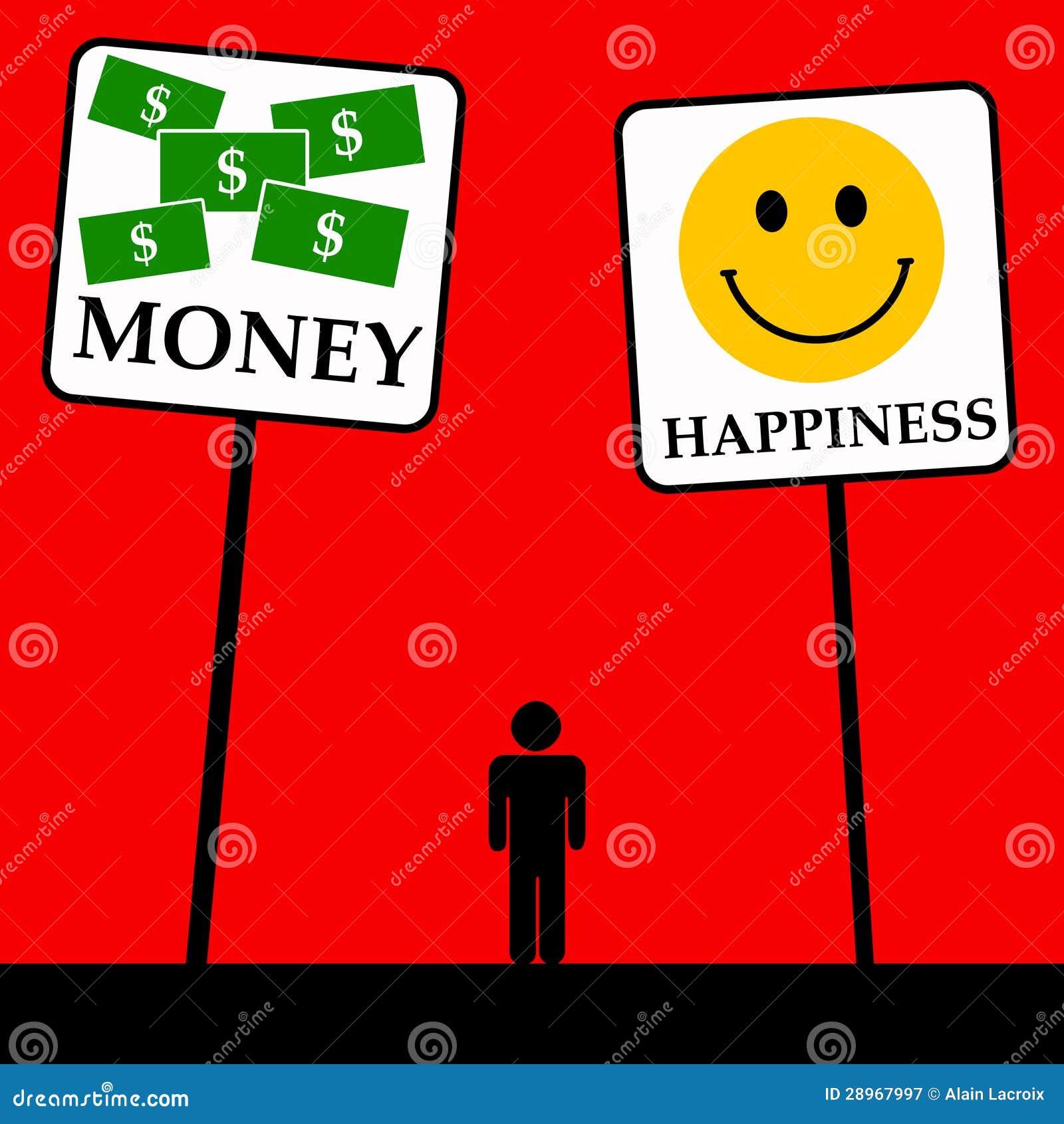 Счастье денег
