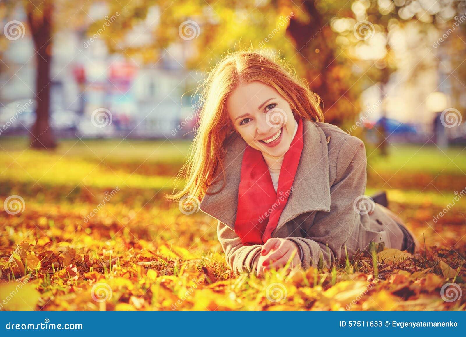 Картинки красивой и счастливой осени