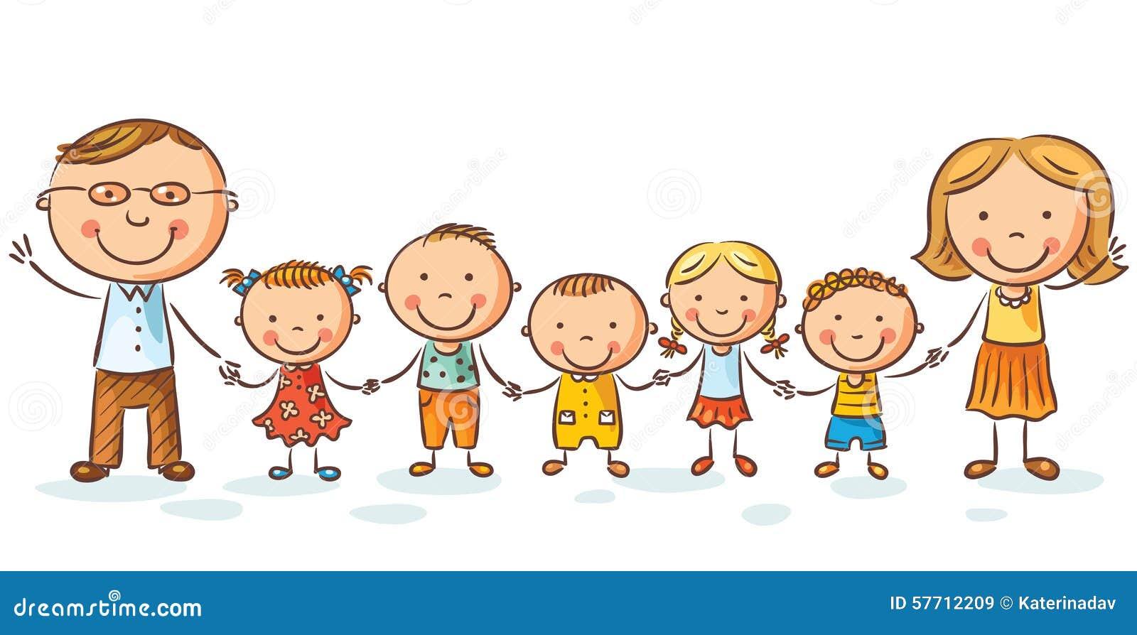 картинки для детей. семья