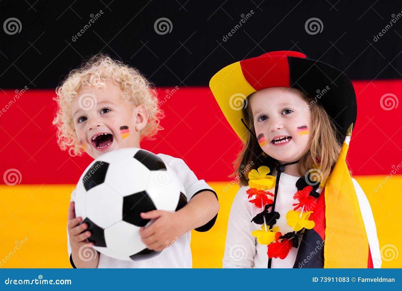 Немецкая лига по футболу дети