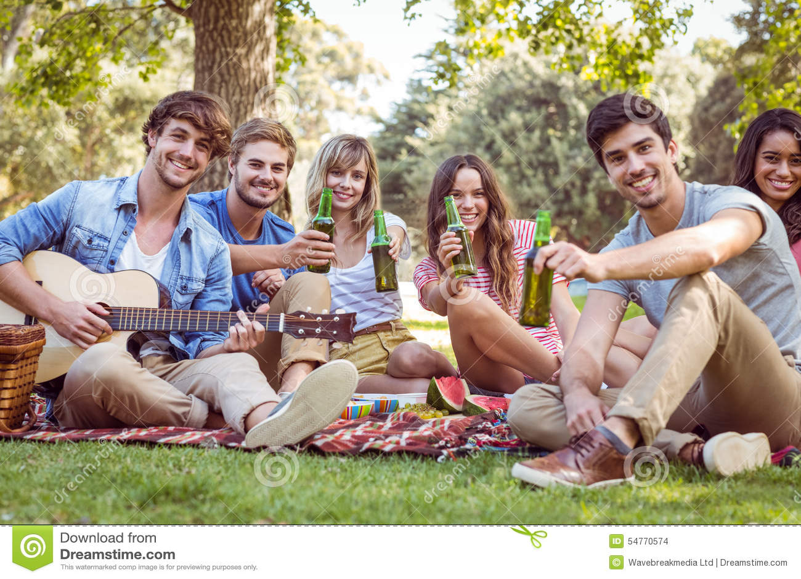 Фото на пикнике друзья идеи