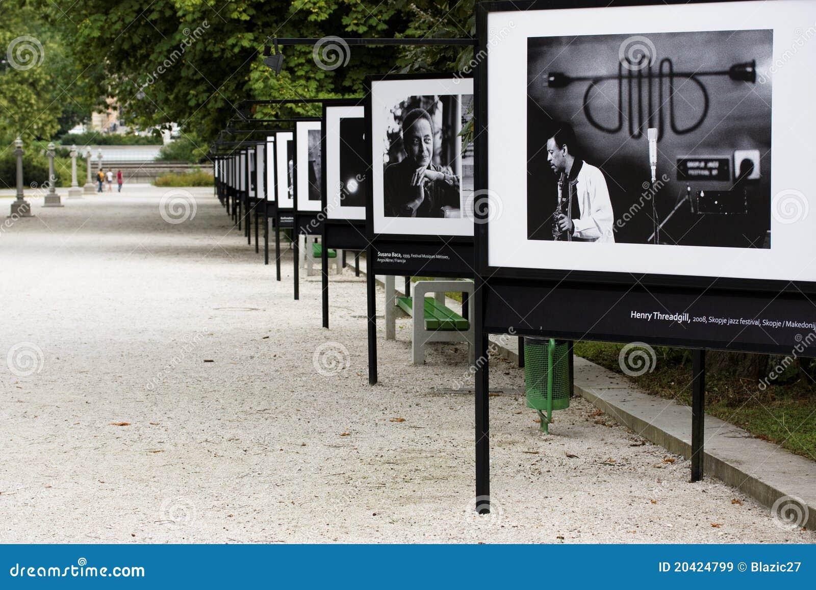 съемка выставки напольная