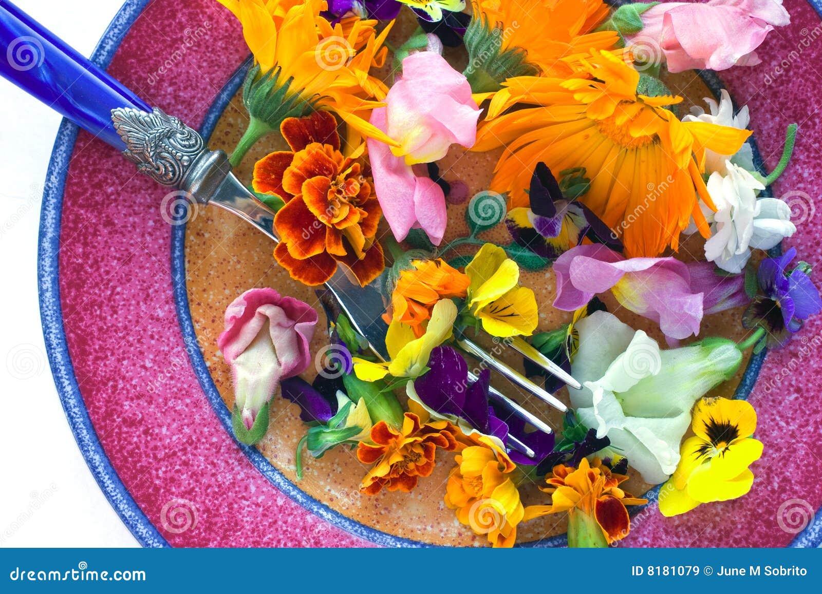 съестные цветки