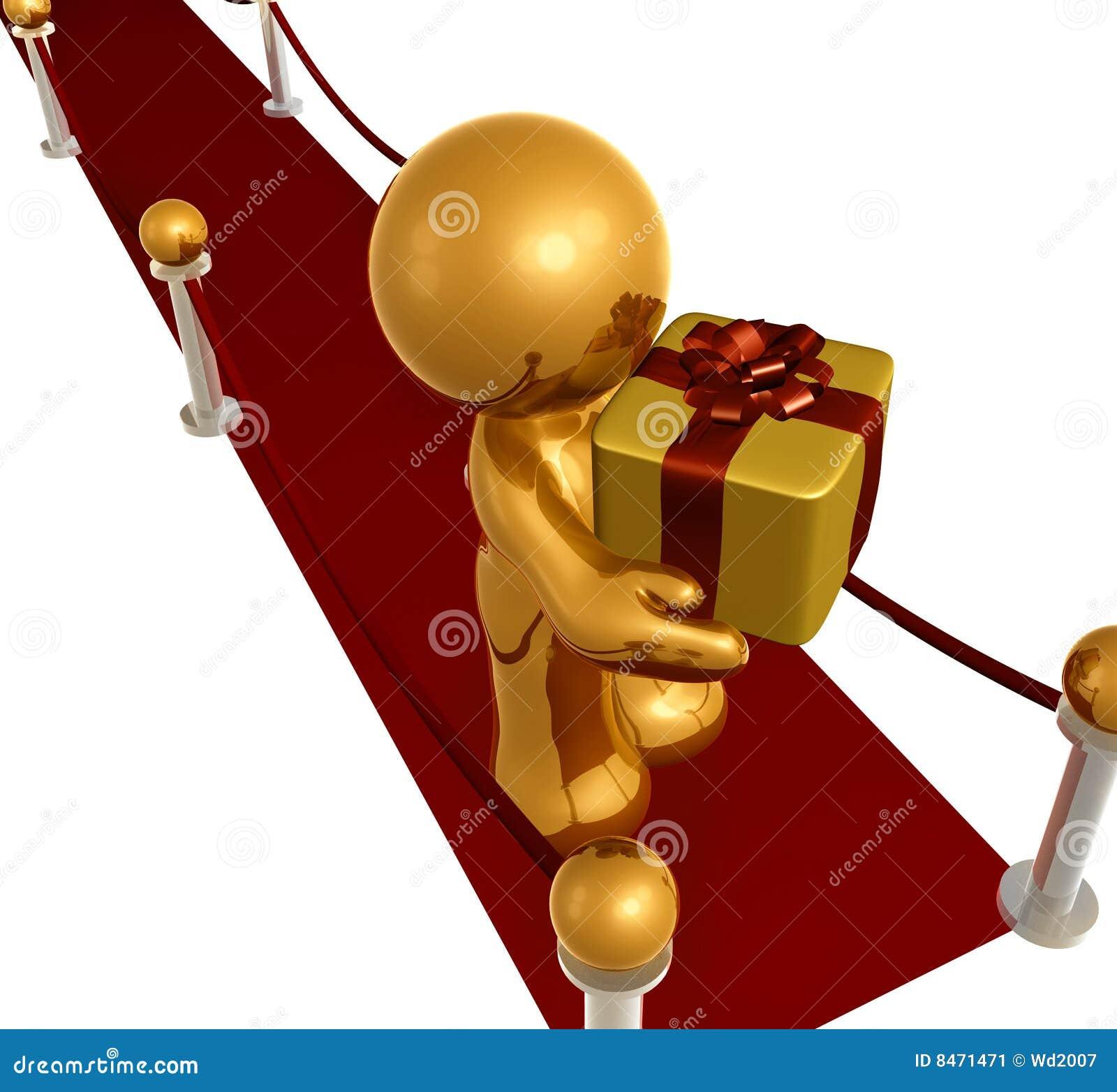 сярприз подарка специальный