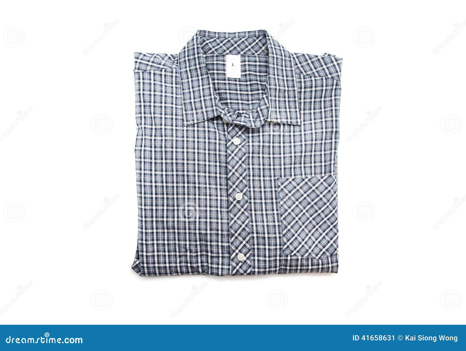 Славная мужская рубашка проверки