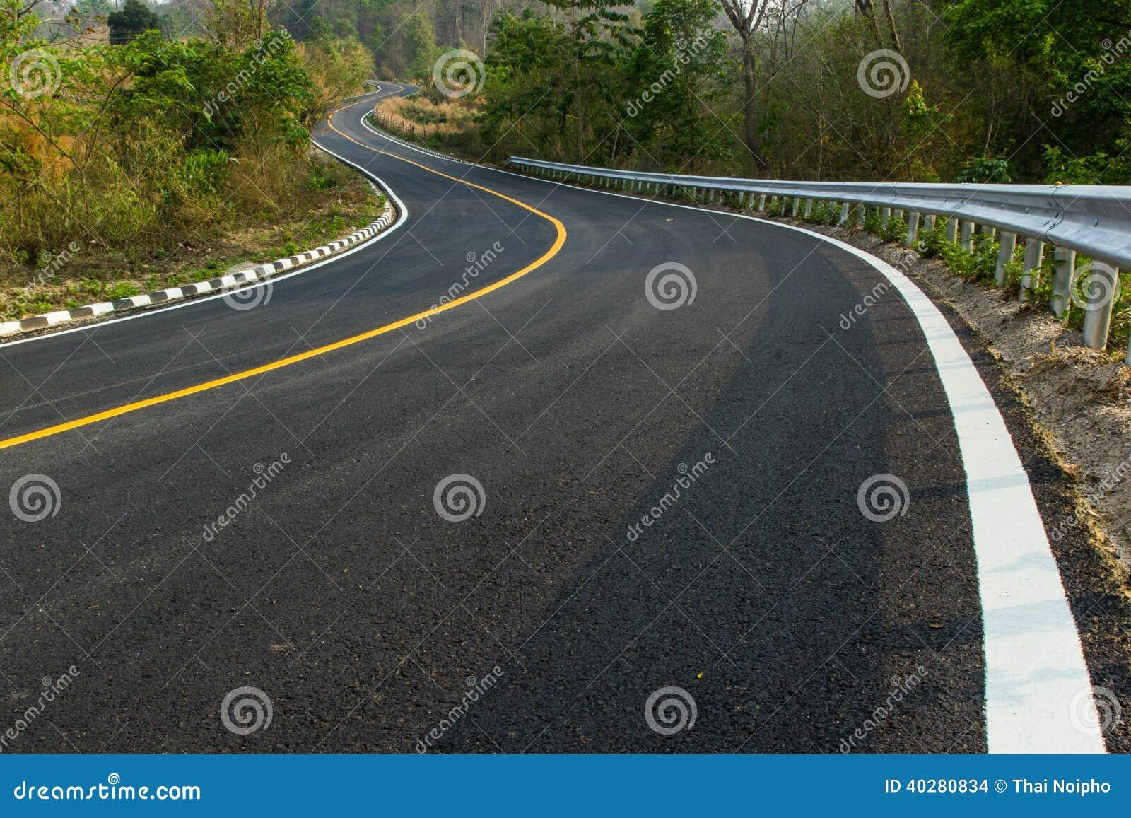 Славная дорога асфальта