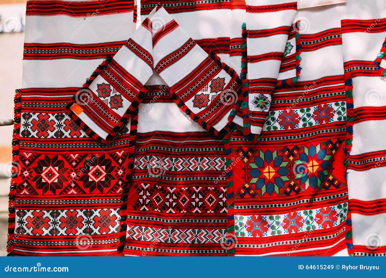 Белорусский народная вышивка
