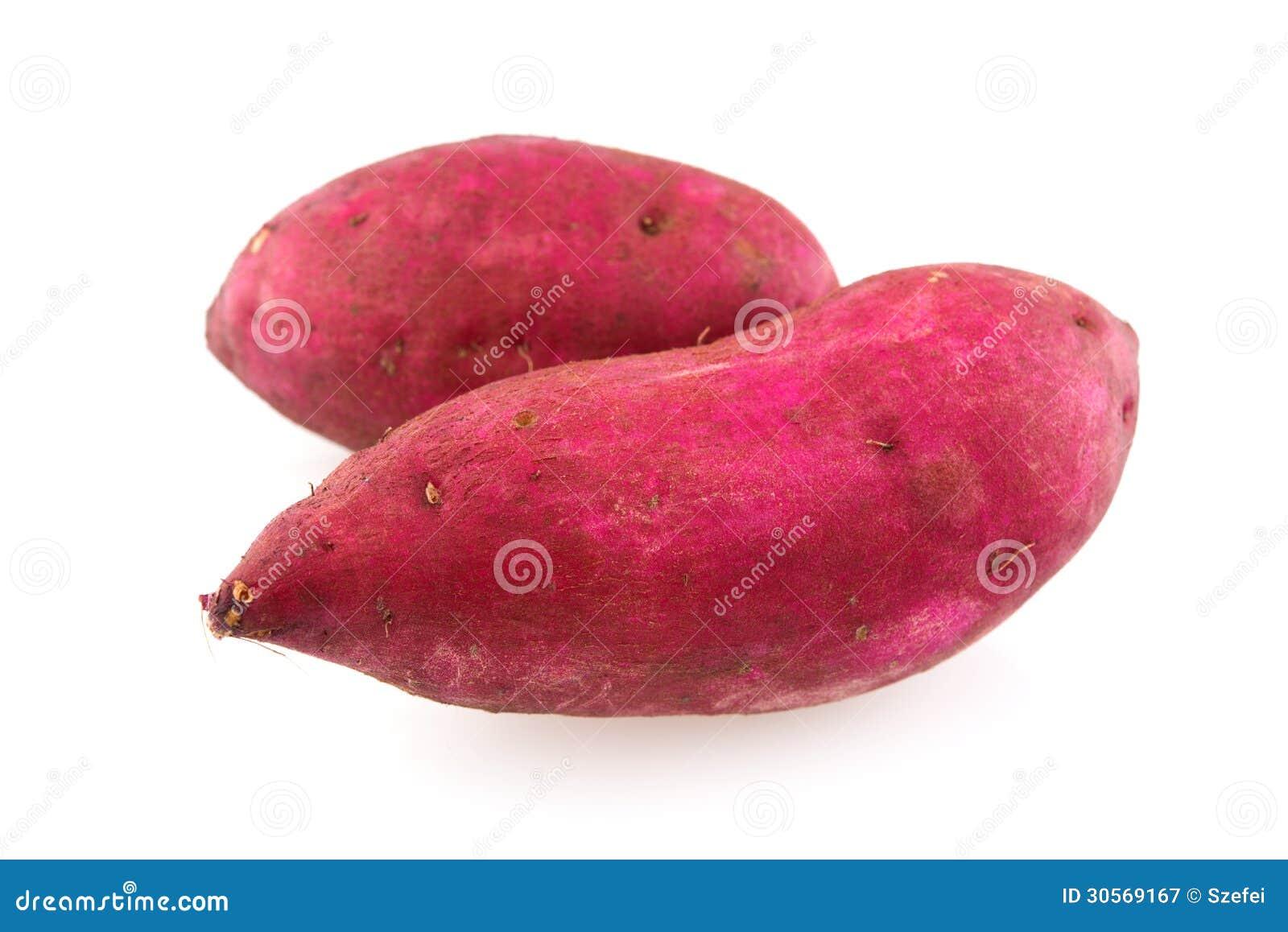 Сладкие картофели
