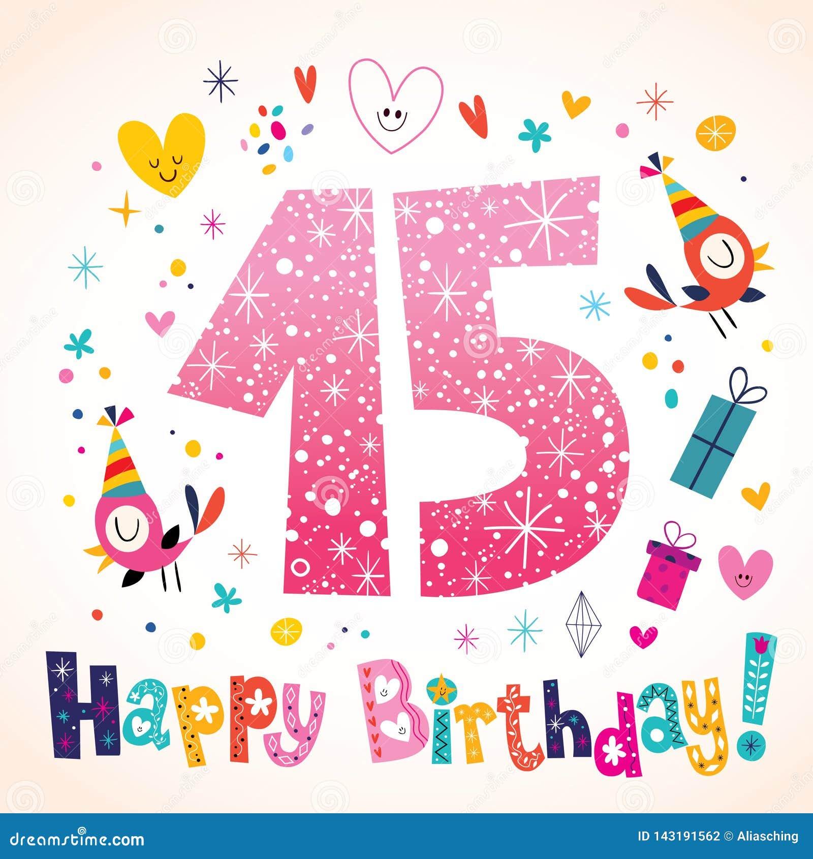Подружке поздравление с днем рождения 15 лет