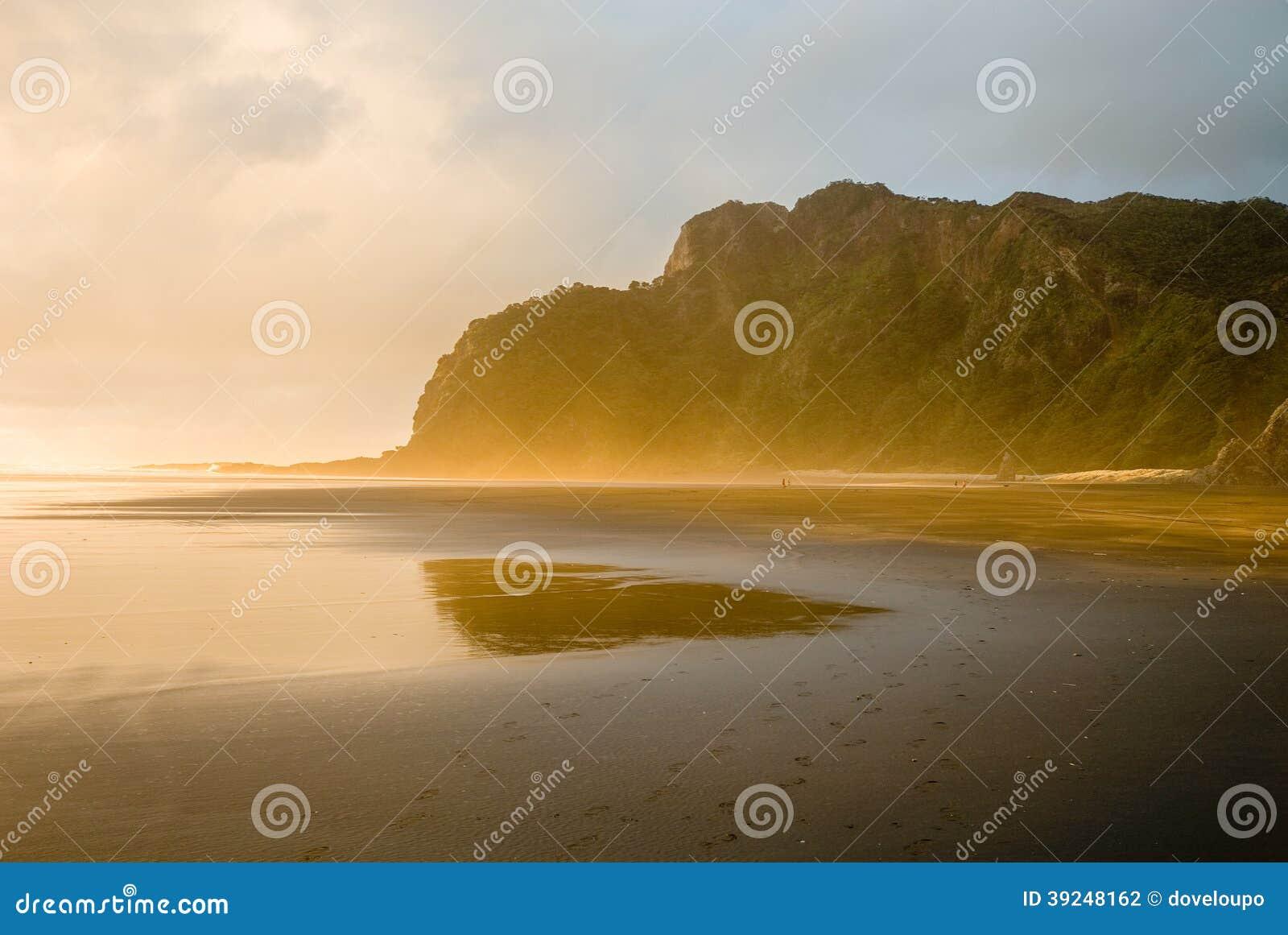 Следы ноги пляжа