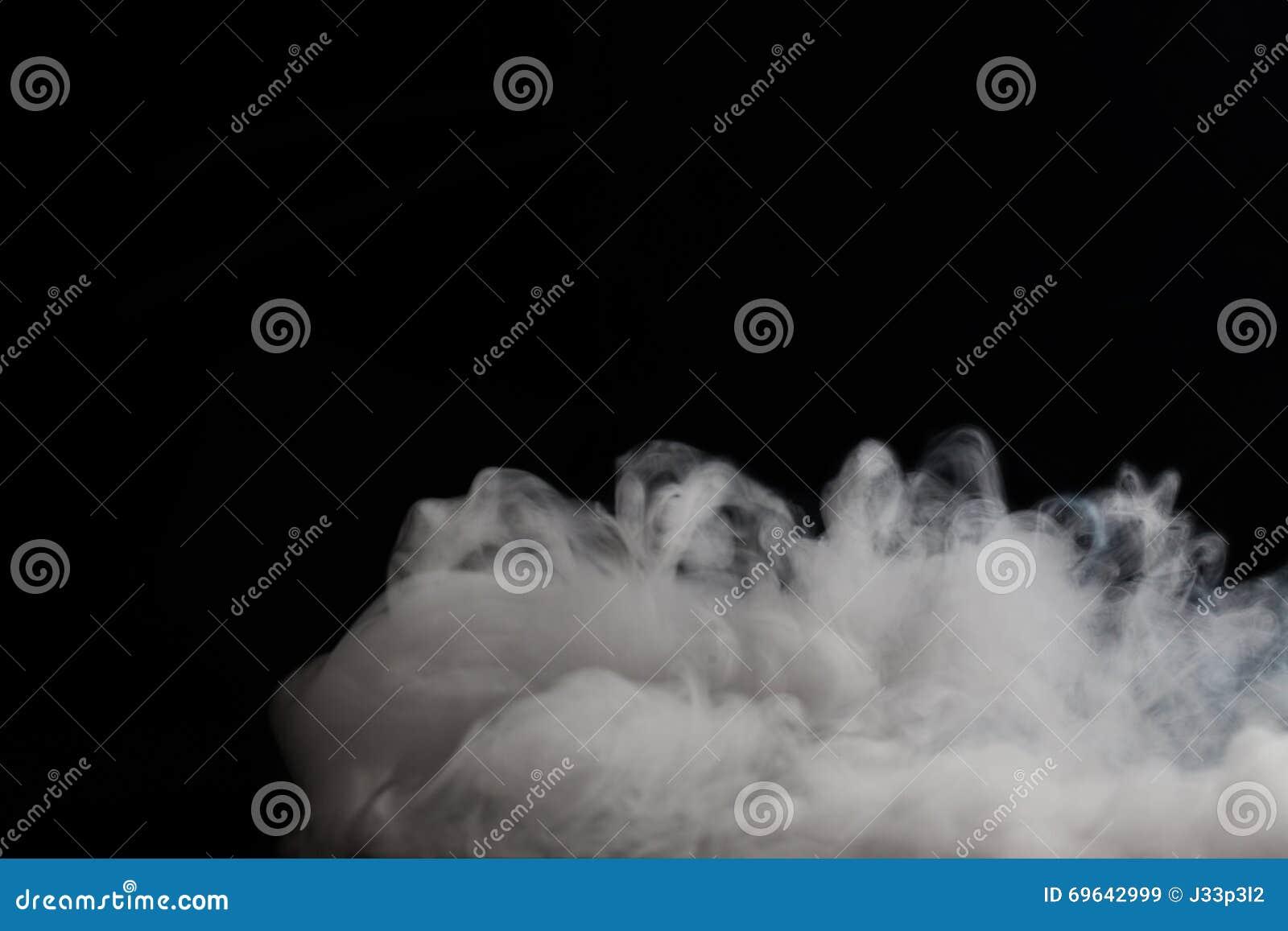 Слойки дыма