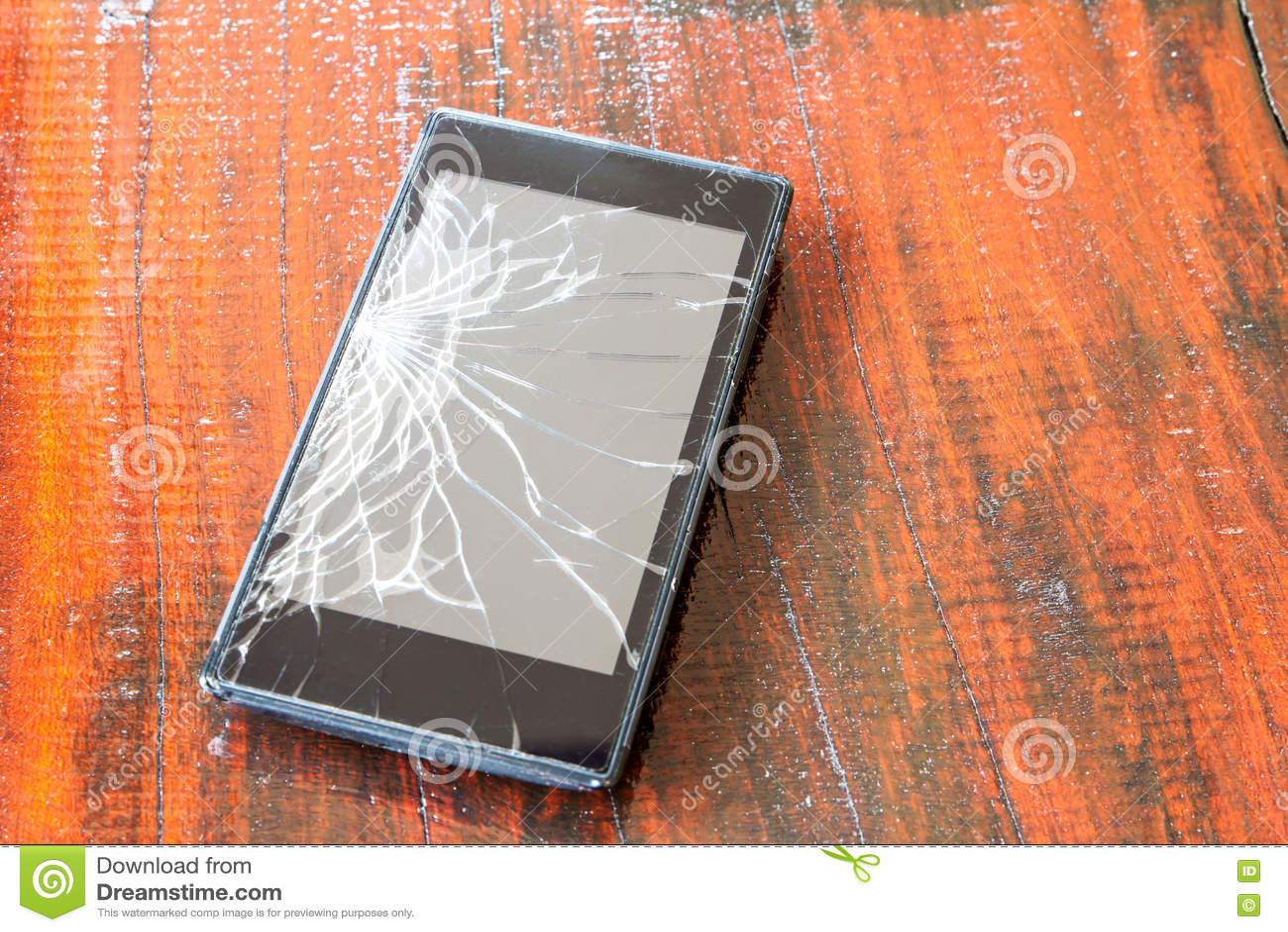 Download сломленный телефон стоковое изображение. изображение насчитывающей дело - 72279917