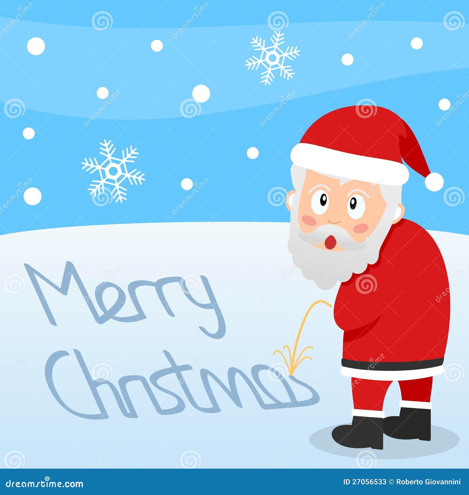С Рождеством Христовым Santa Claus