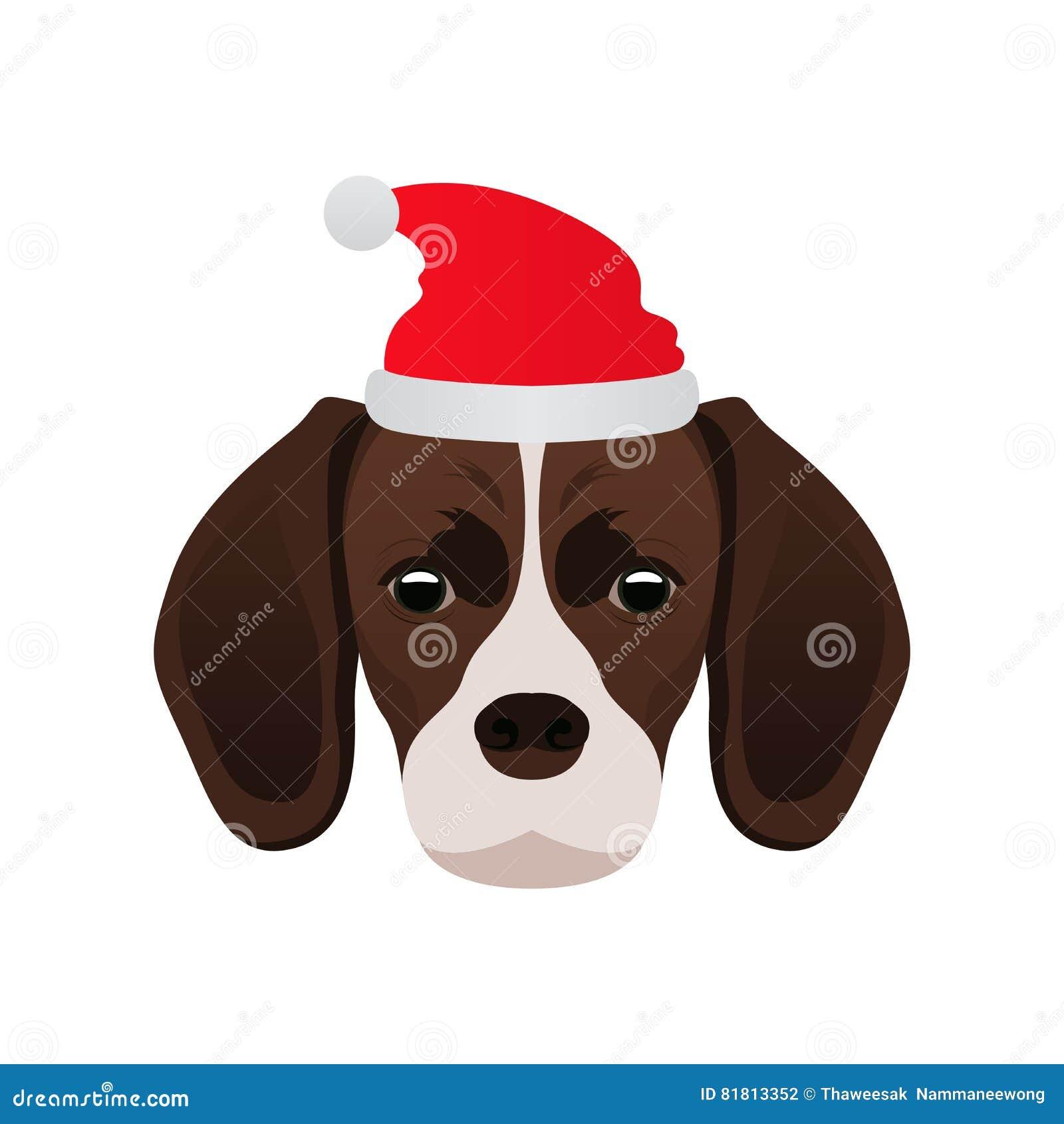 С Рождеством Христовым бигль собаки