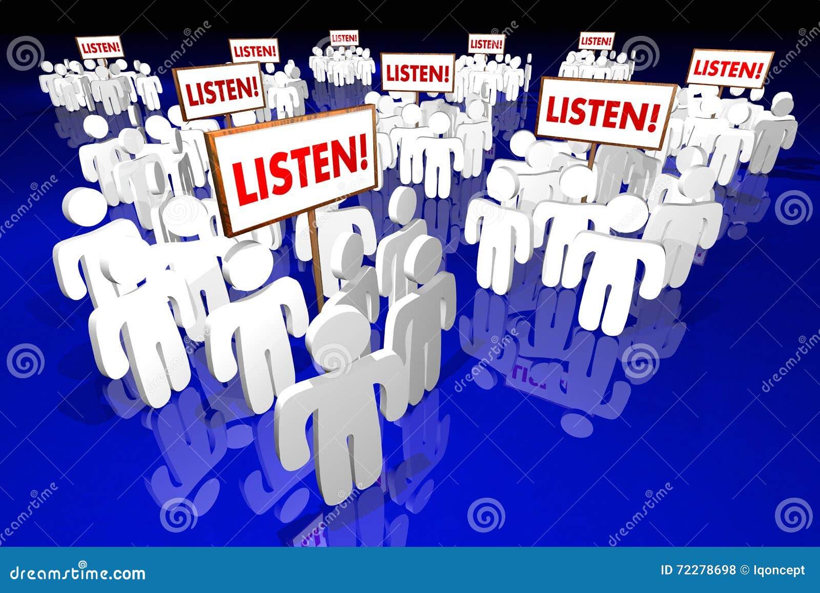 Download Слушают слова аудитории знаков людей внимания оплаты Иллюстрация штока - иллюстрации насчитывающей вниманиях, группы: 72278698