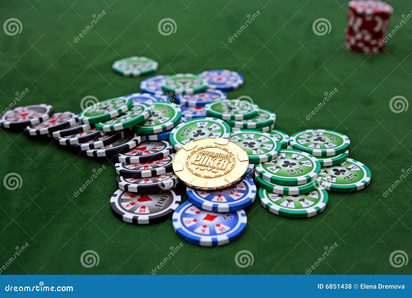 таблица покера