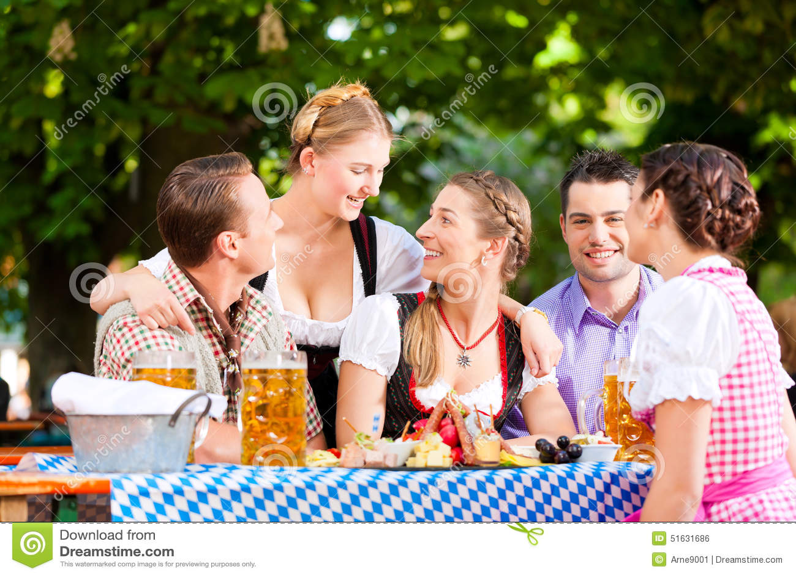 таблица сада друзей пива
