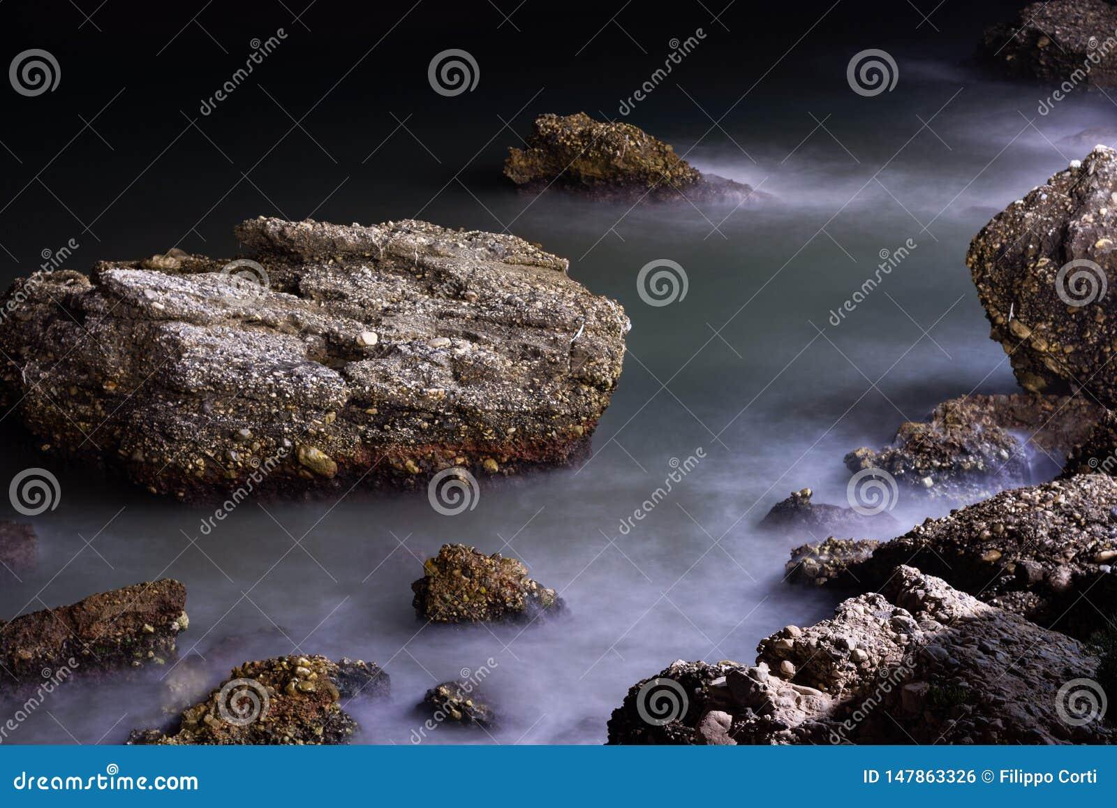 Тайна на море