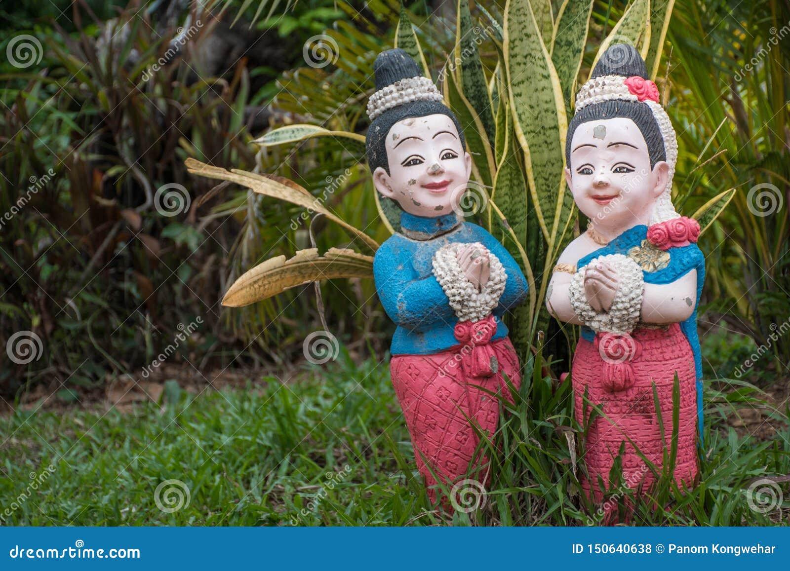 Тайская кукла