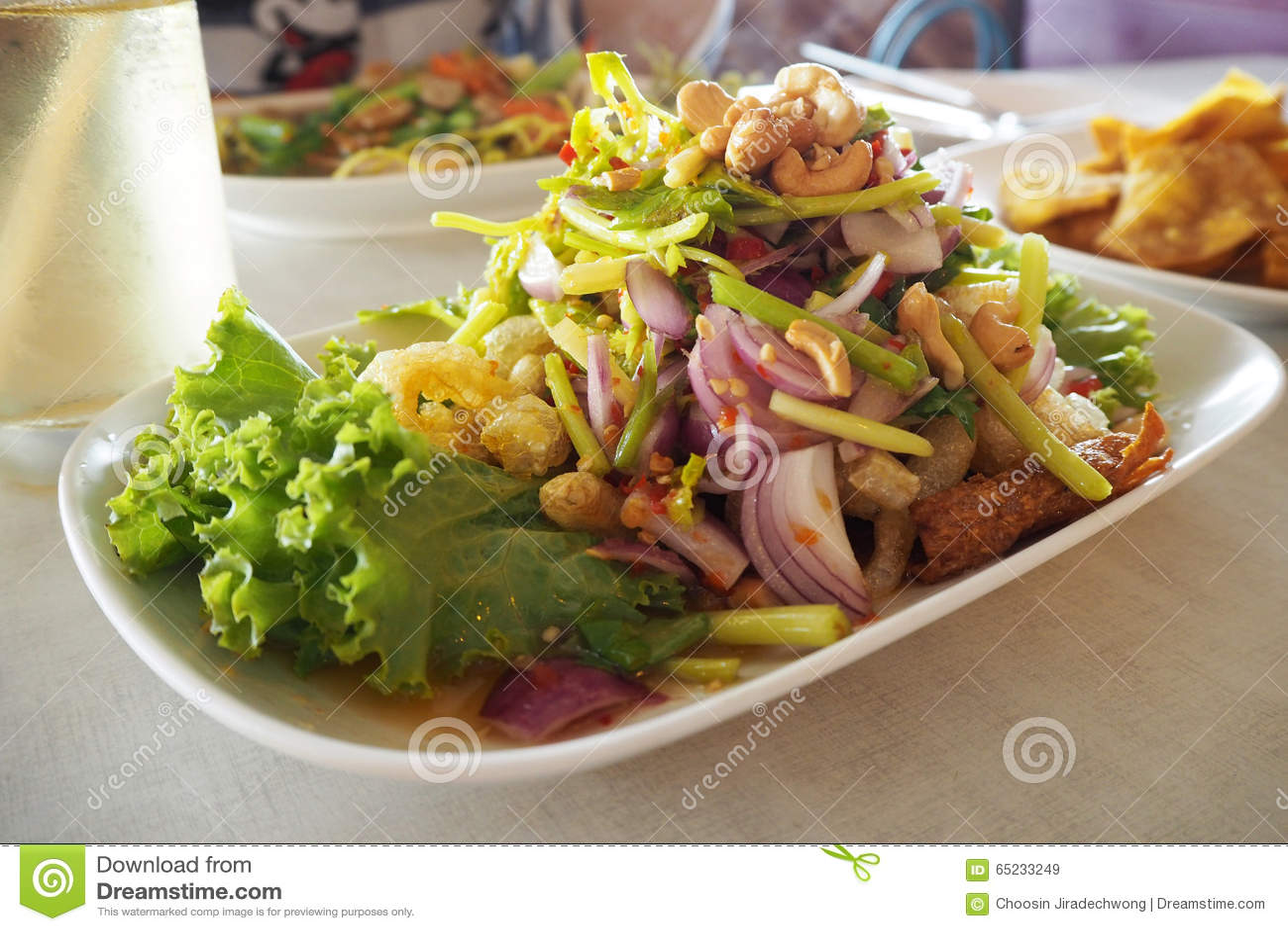 Тайский yum