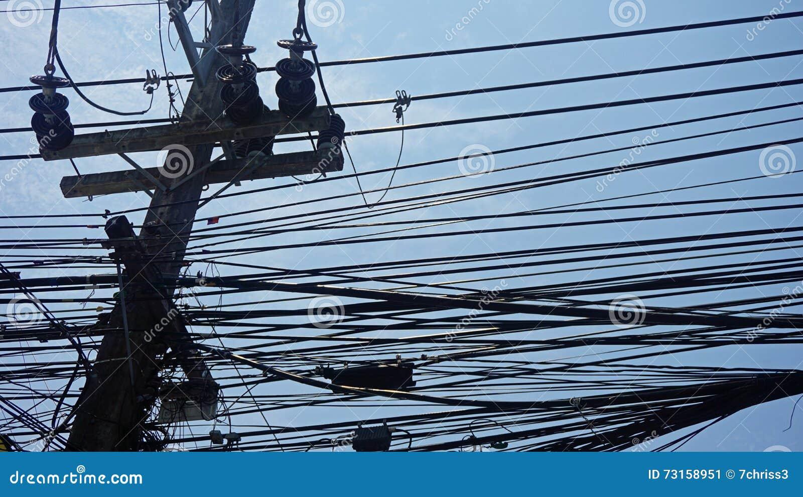 Тайское электричество