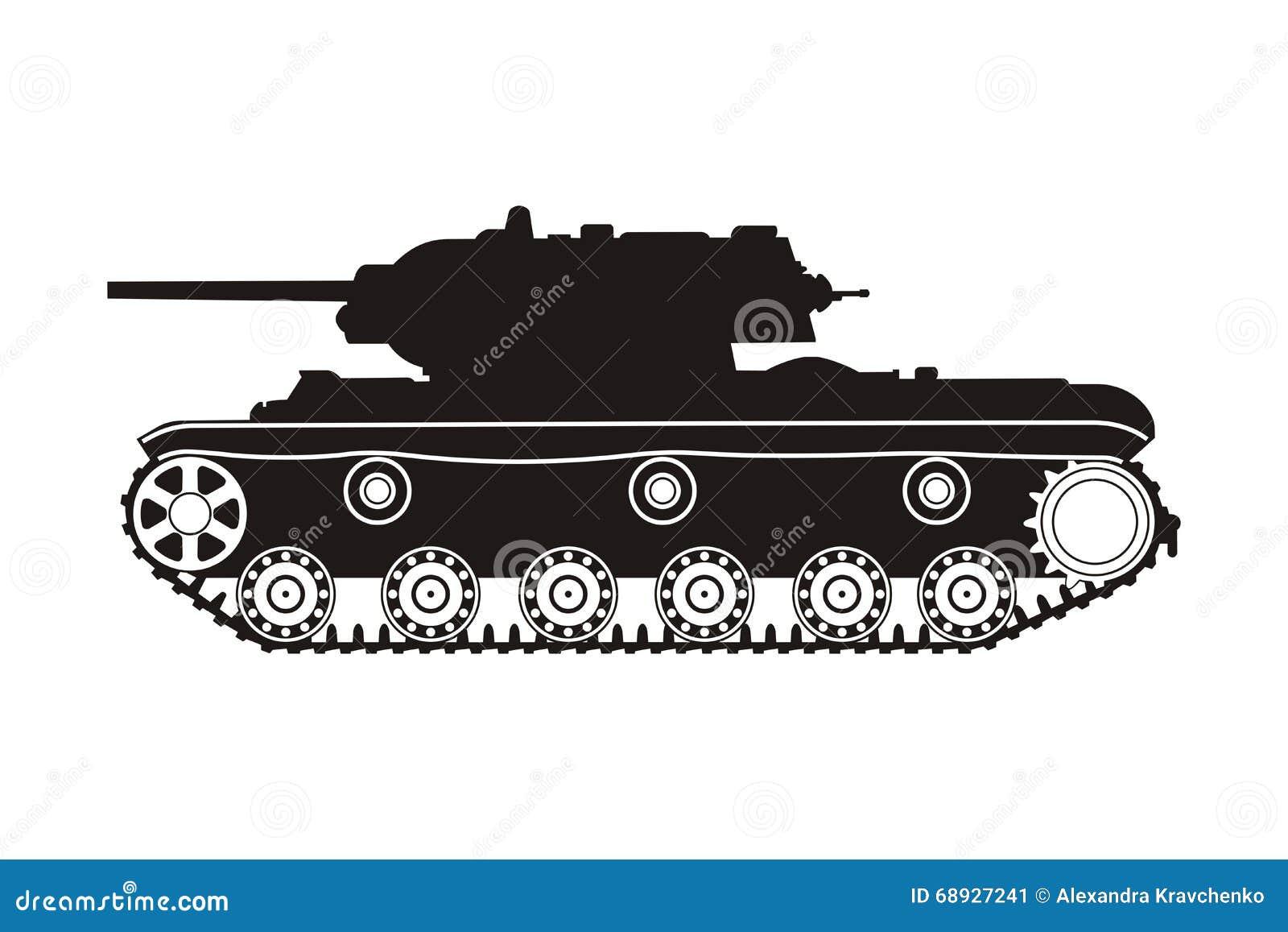 Танк KV-1