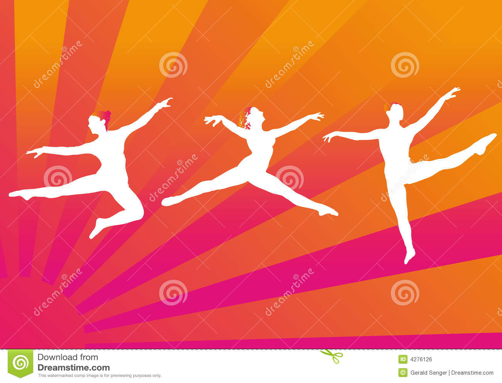 танцор балета