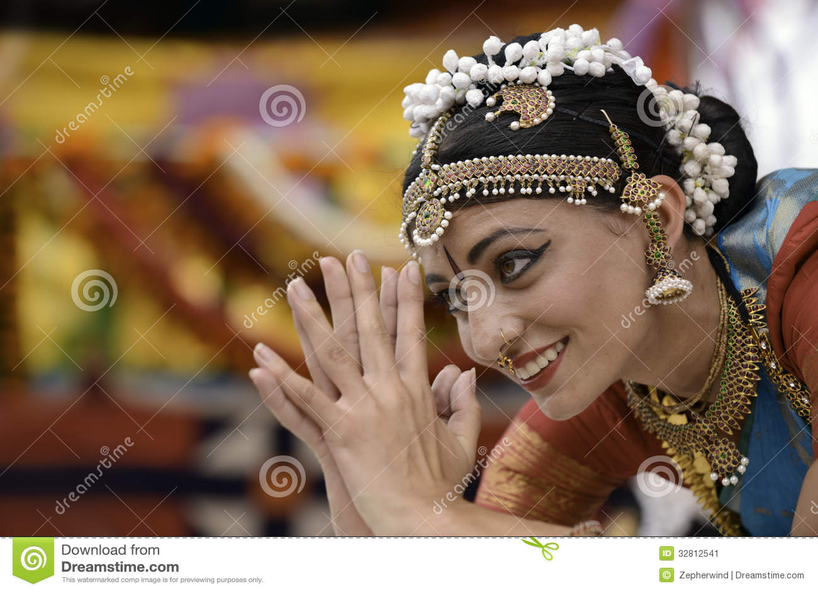 Танцор Индии