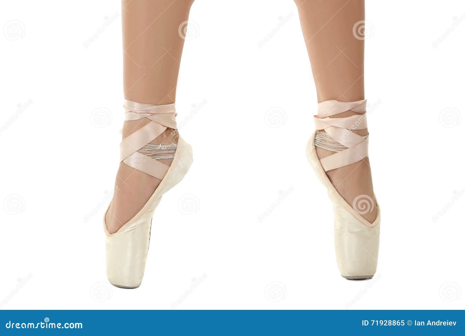 Танцор на pointe