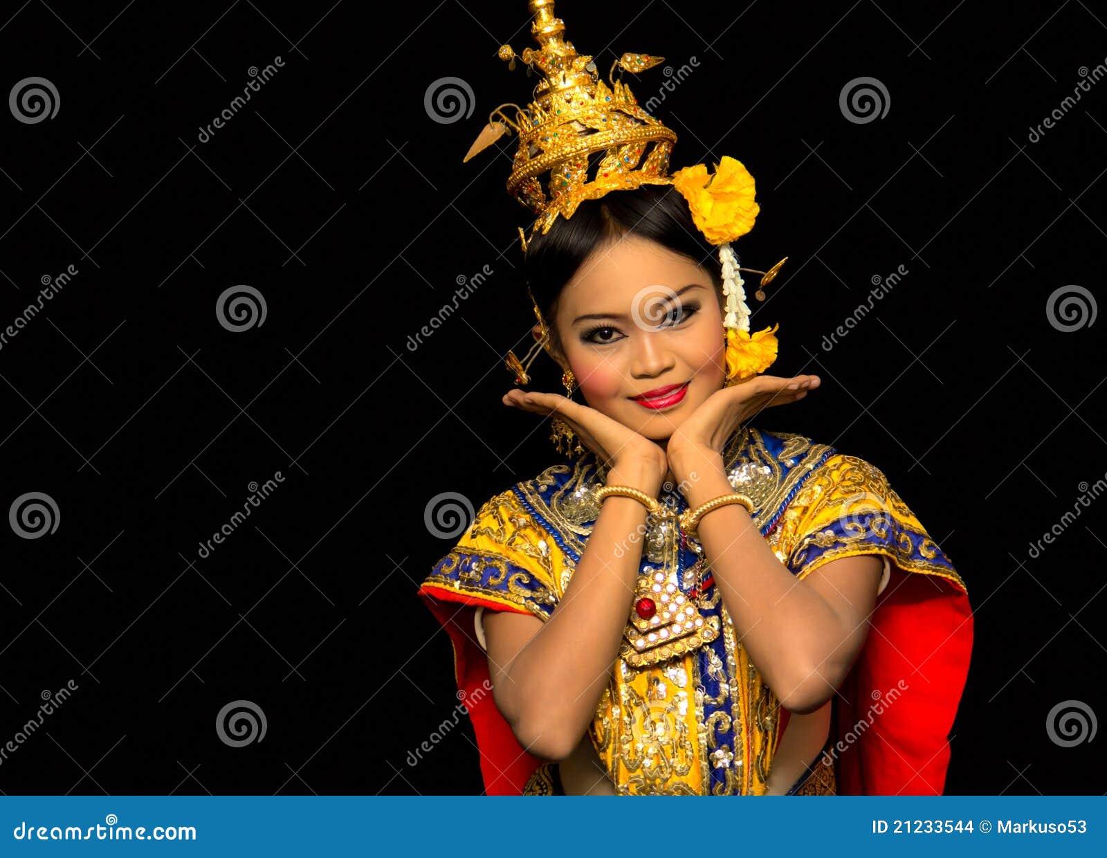танцулька тайская