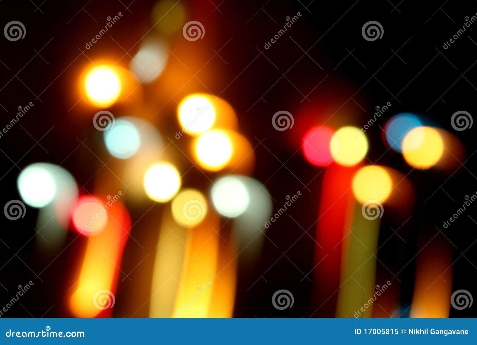 танцуя светлые штриховатости