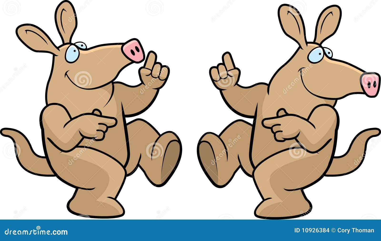 танцы aardvark
