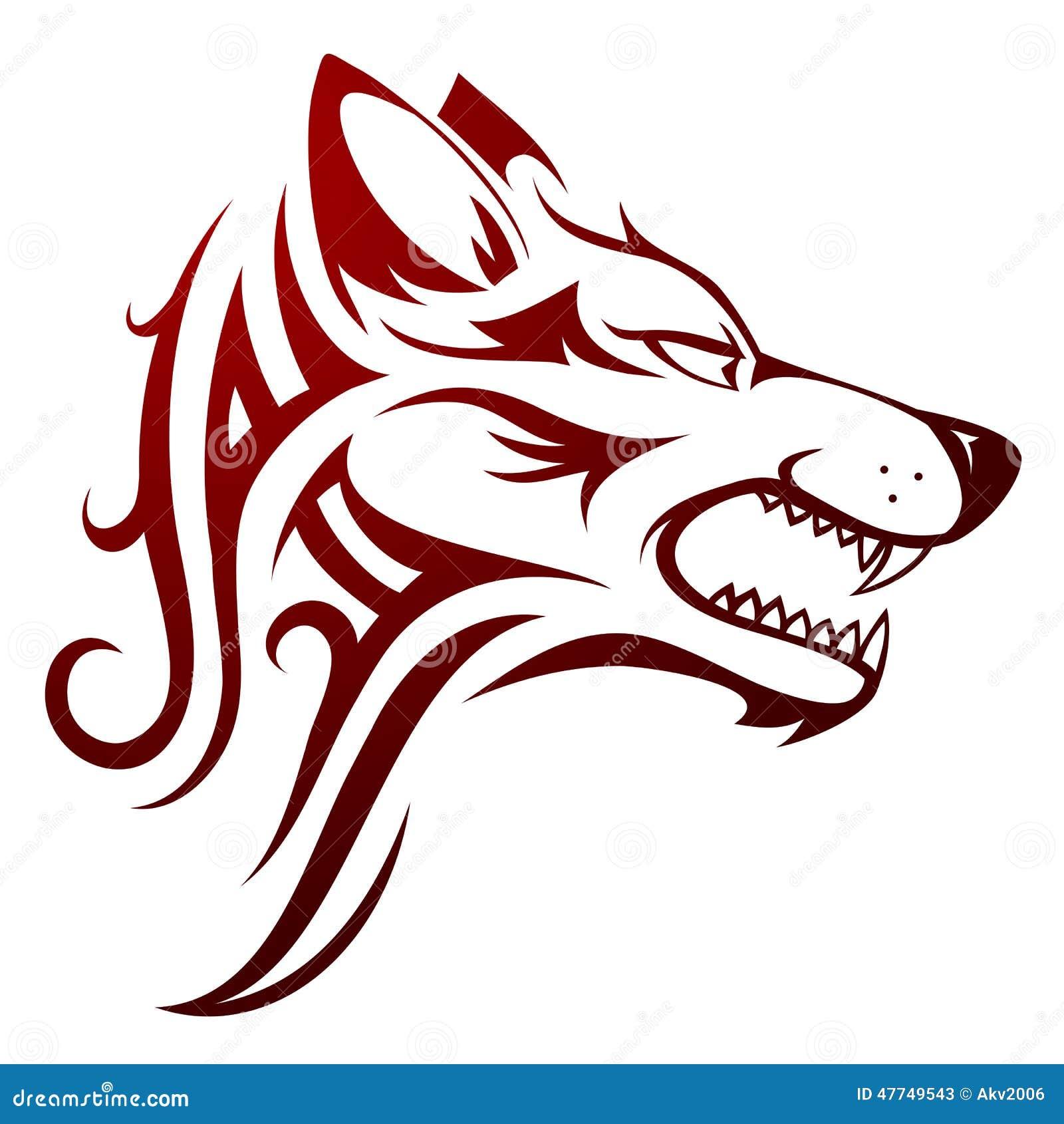 скачать татуировка картинки волков